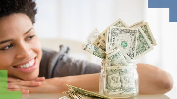 You can trick yourself into saving more. Here's how