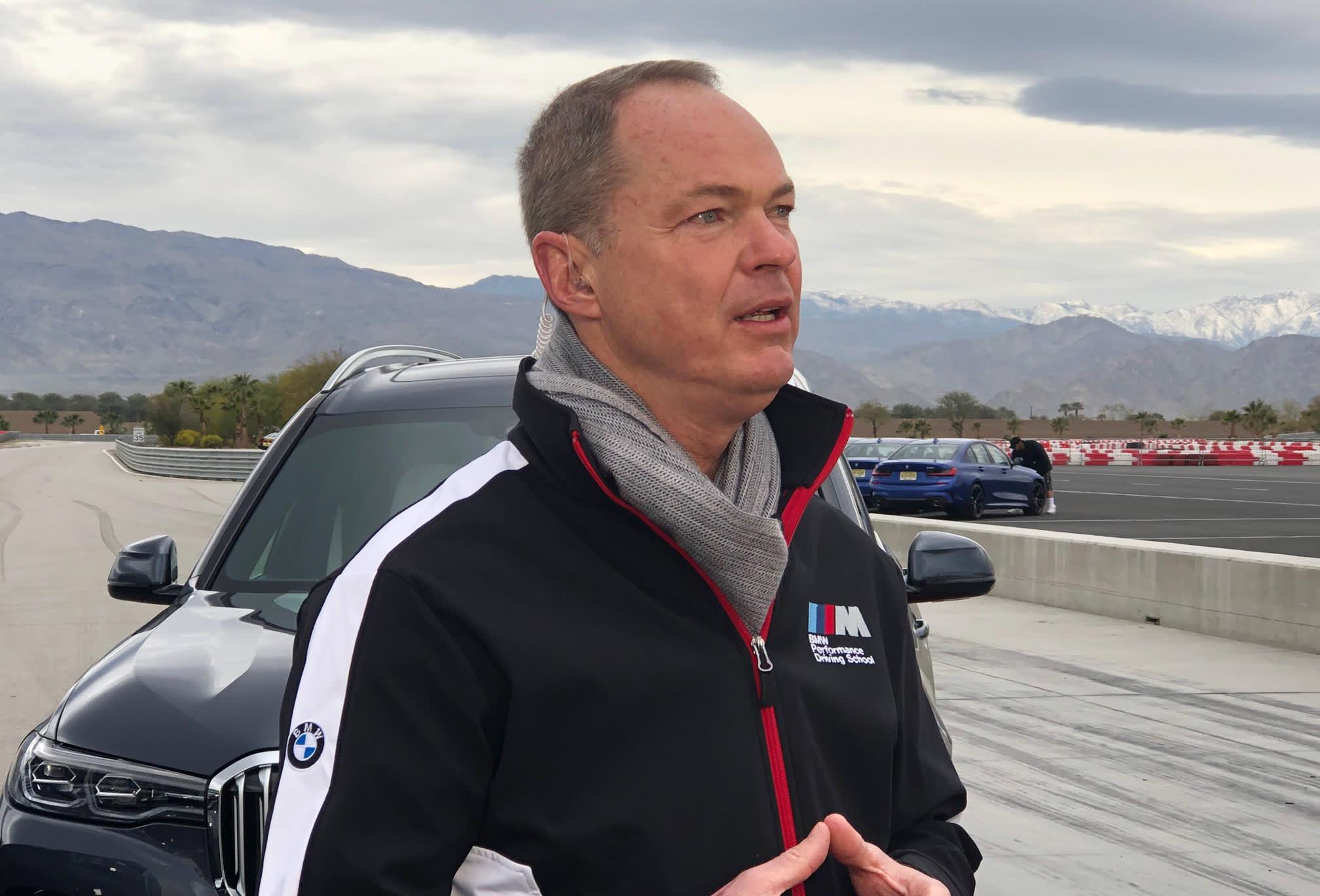 BMW increasing production at South Carolina plant, says North American CEO