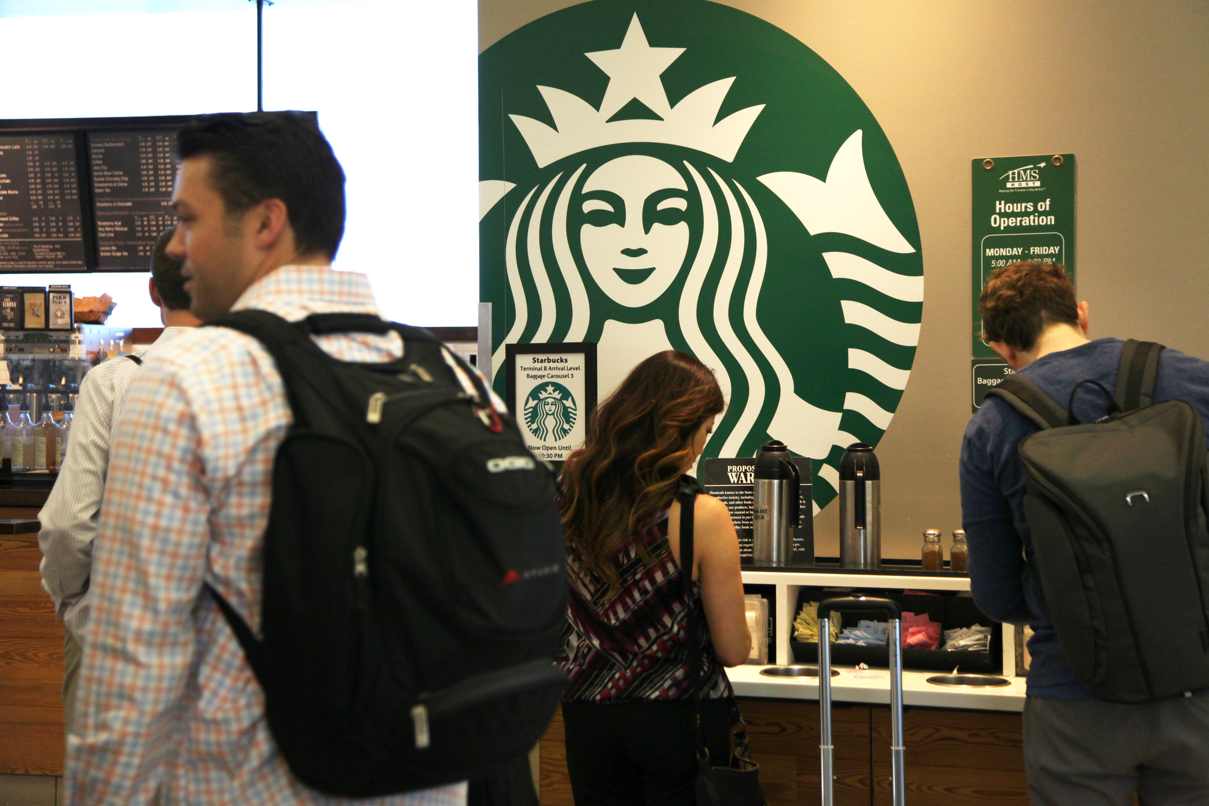 Starbucks will offer 'catastrophe pay' to baristas exposed to the coronavirus