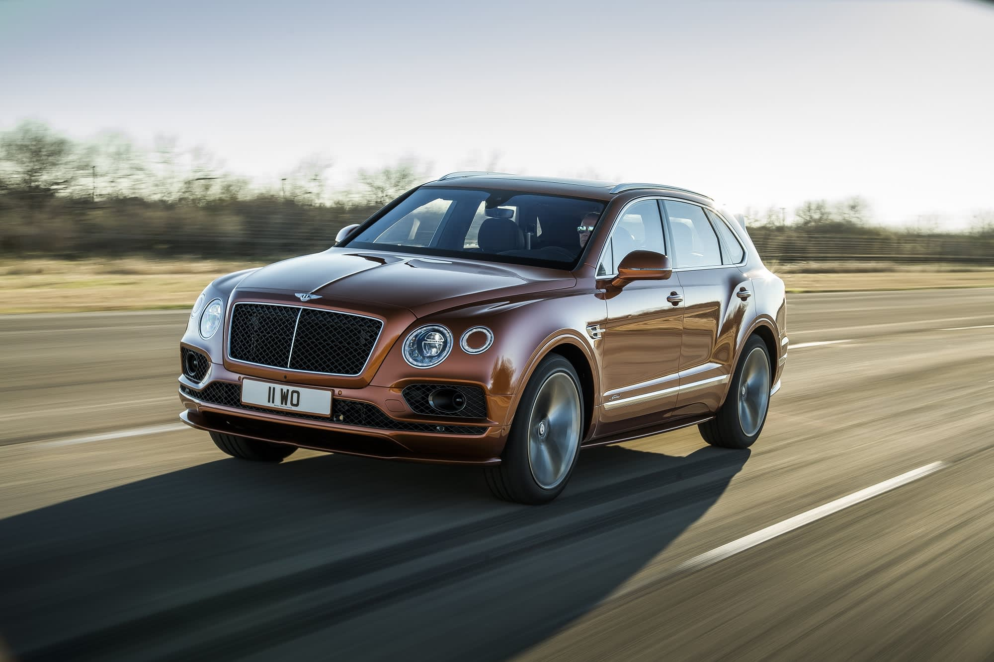 This Bentley is now the world\u0027s fastest SUV, beating out