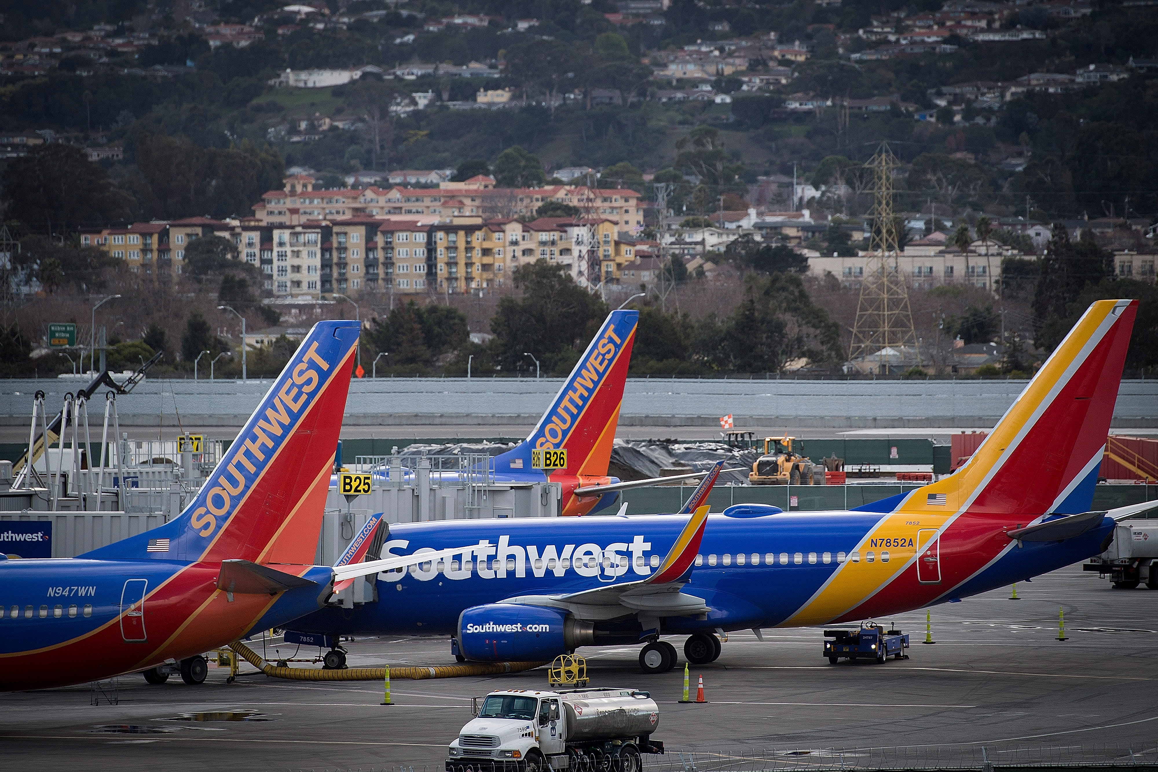 Southwest Airlines declares 'operational emergency' after number out-of-service aircraft doubles