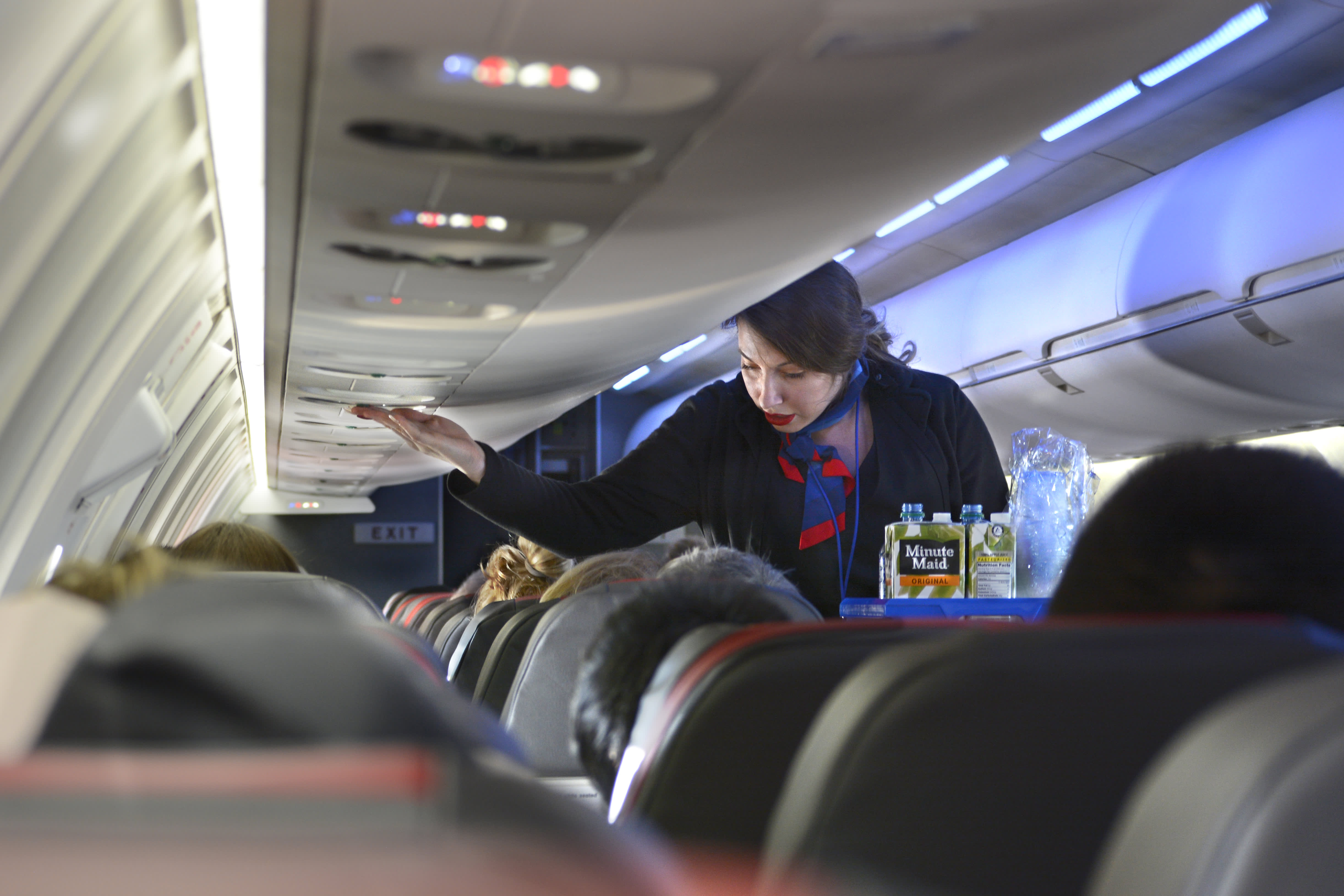 Flight attendants say government stakes in airlines in exchange for grants could cost jobs