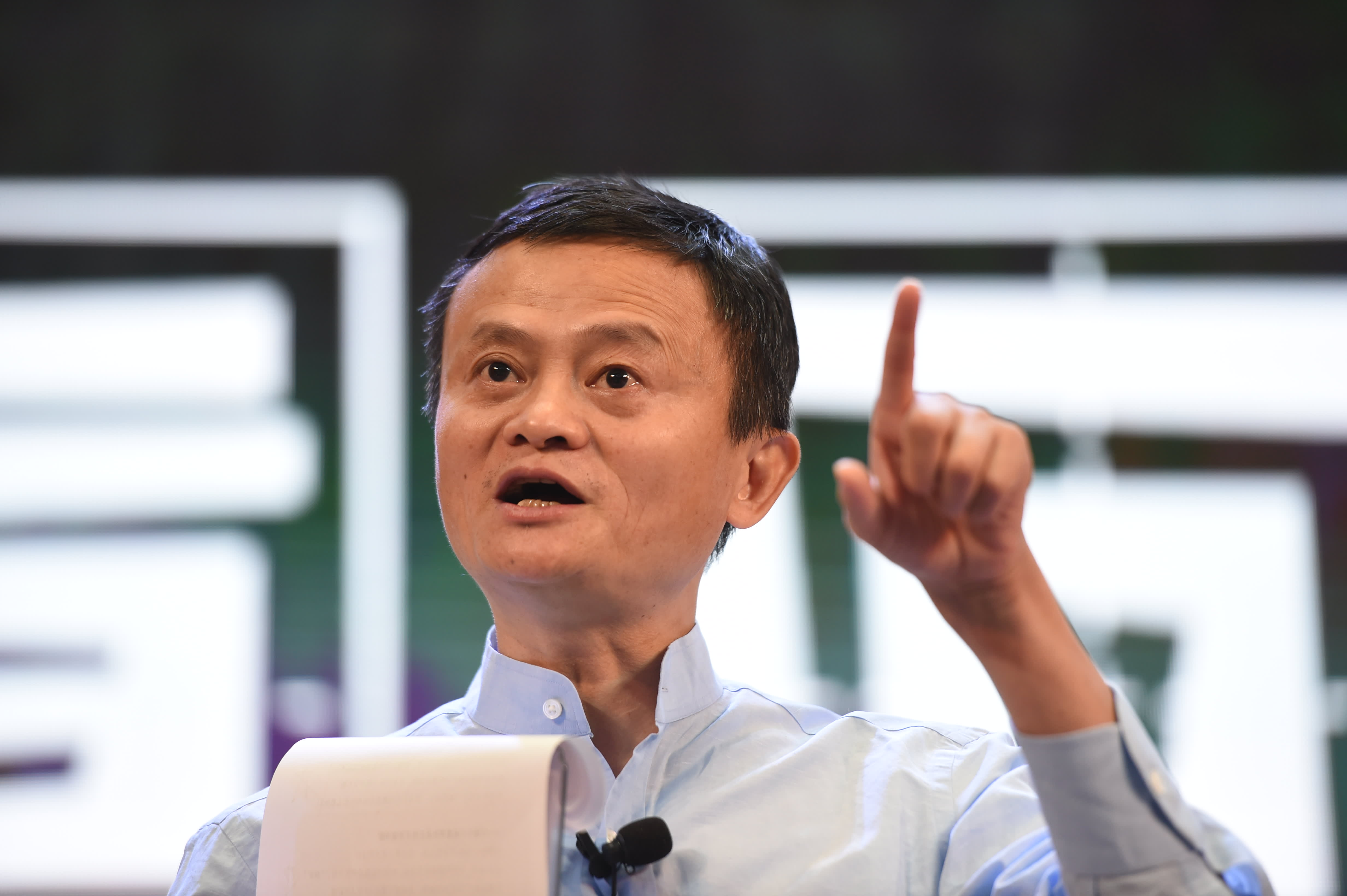 Chinese billionaire Jack Ma: 'I worry about Europe' and its obsession with tech regulation