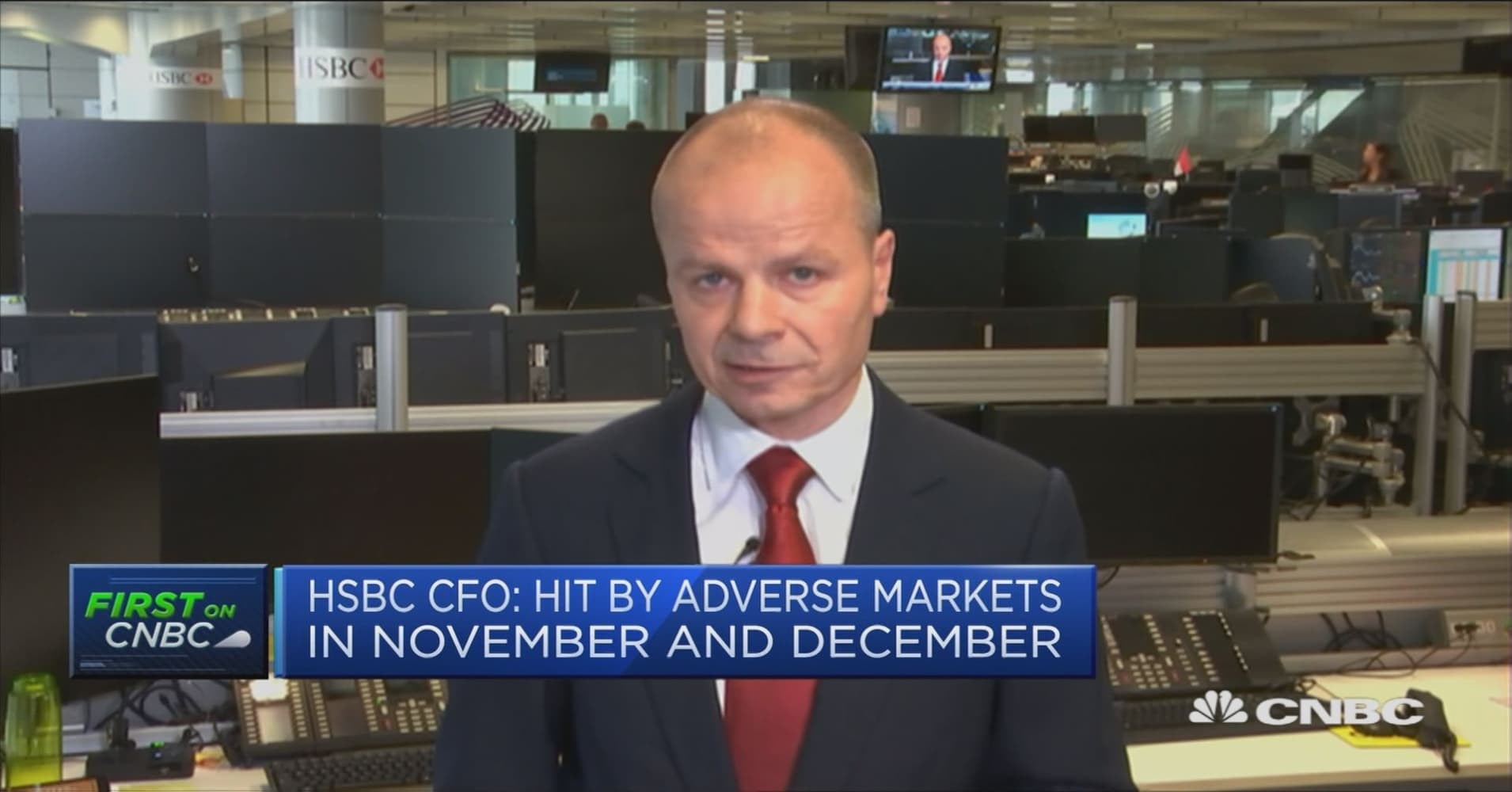 We are starting to be cautious on growth: HSBC