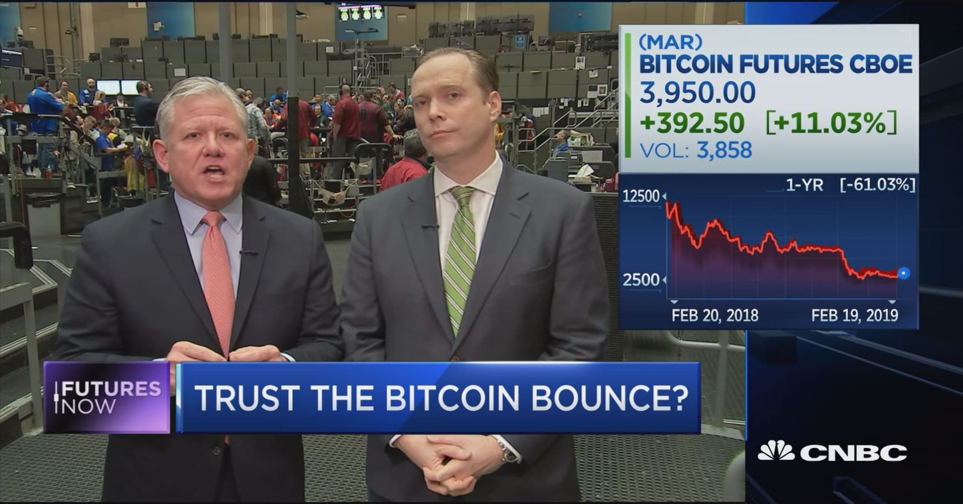 Futures Now: Bitcoin boom