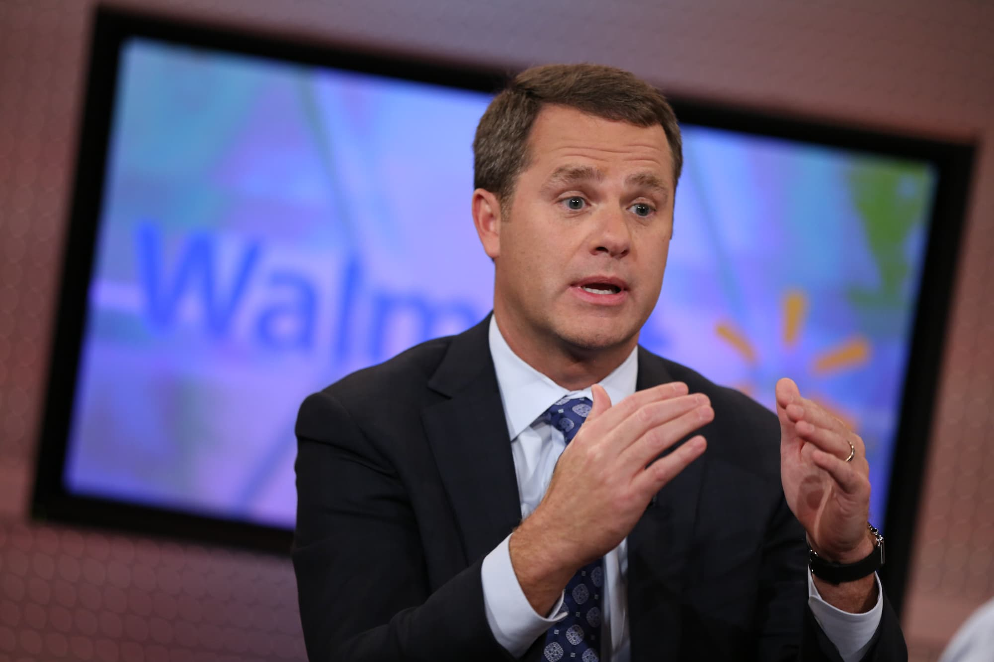 Walmart CEO Doug McMillon: 'We need even more progress on Walmart.com'