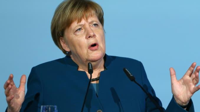 RT: Angela Merkel 190218