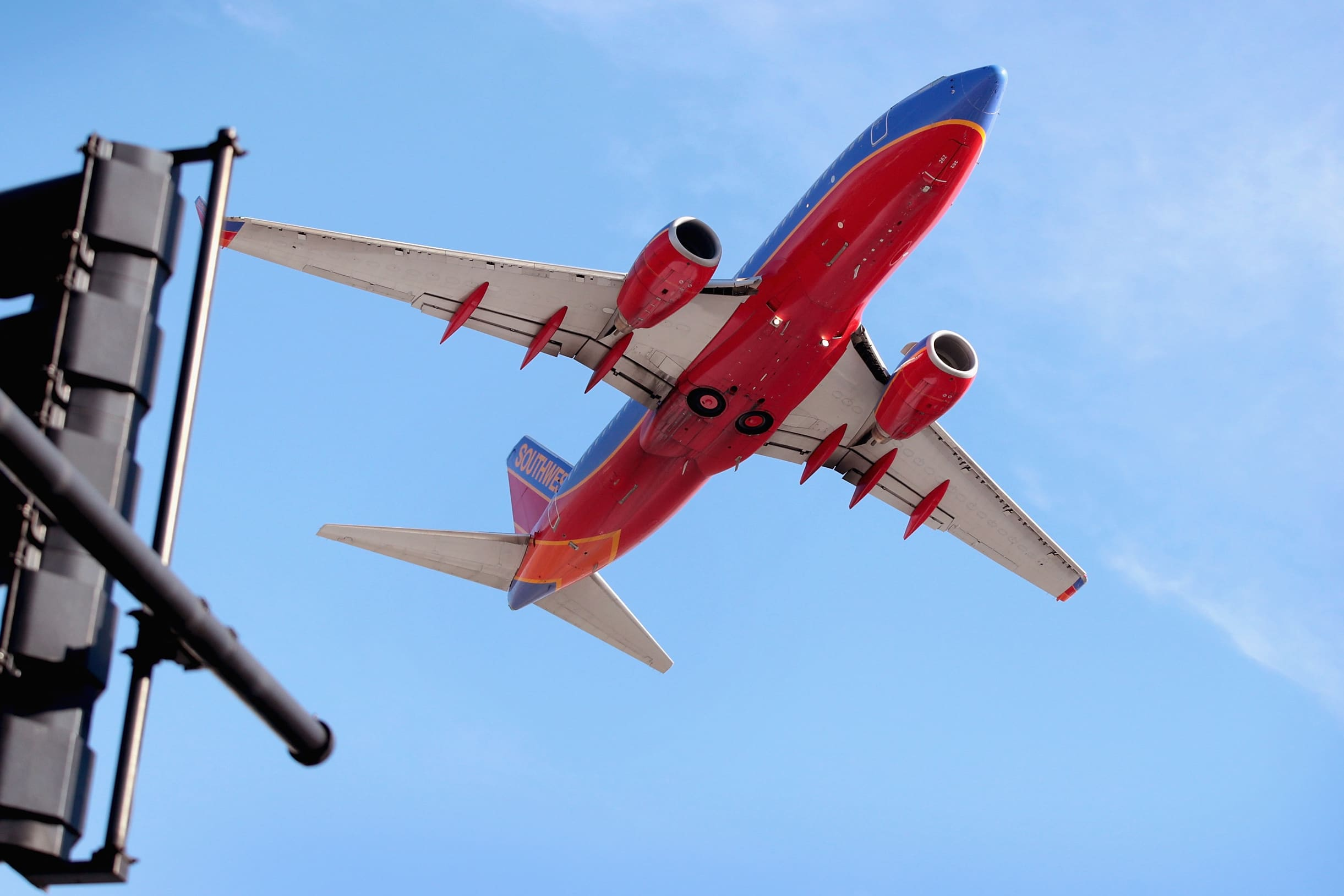 Southwest Airlines says bookings are improving, expects to break even in June