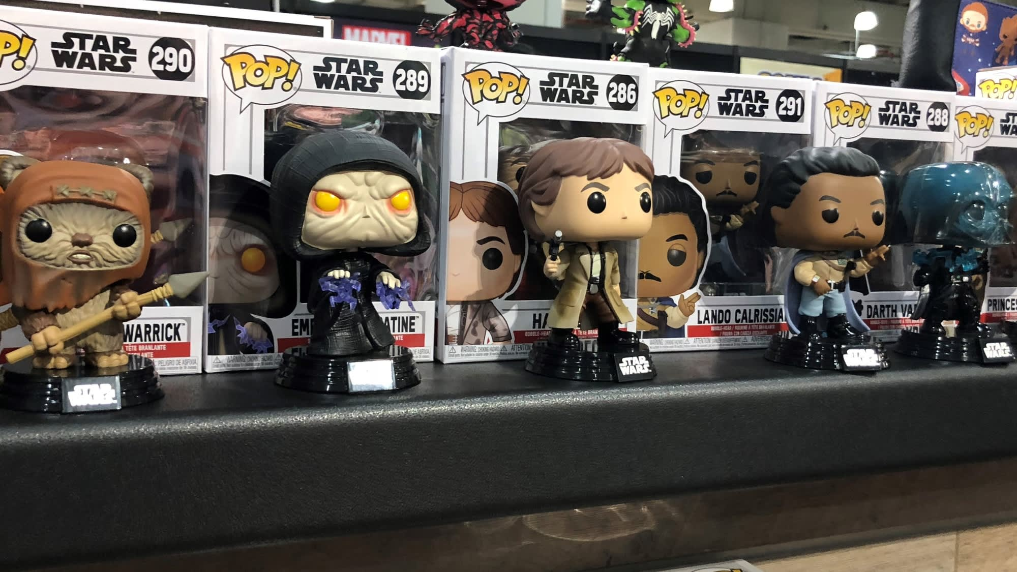 Funko stock pops on strong sales of 'Avengers' and 'Fortnite' collectibles, raised forecast
