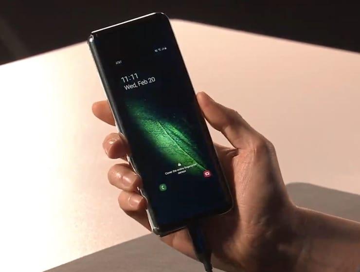 CNBC Tech: Galaxy Fold 3 1