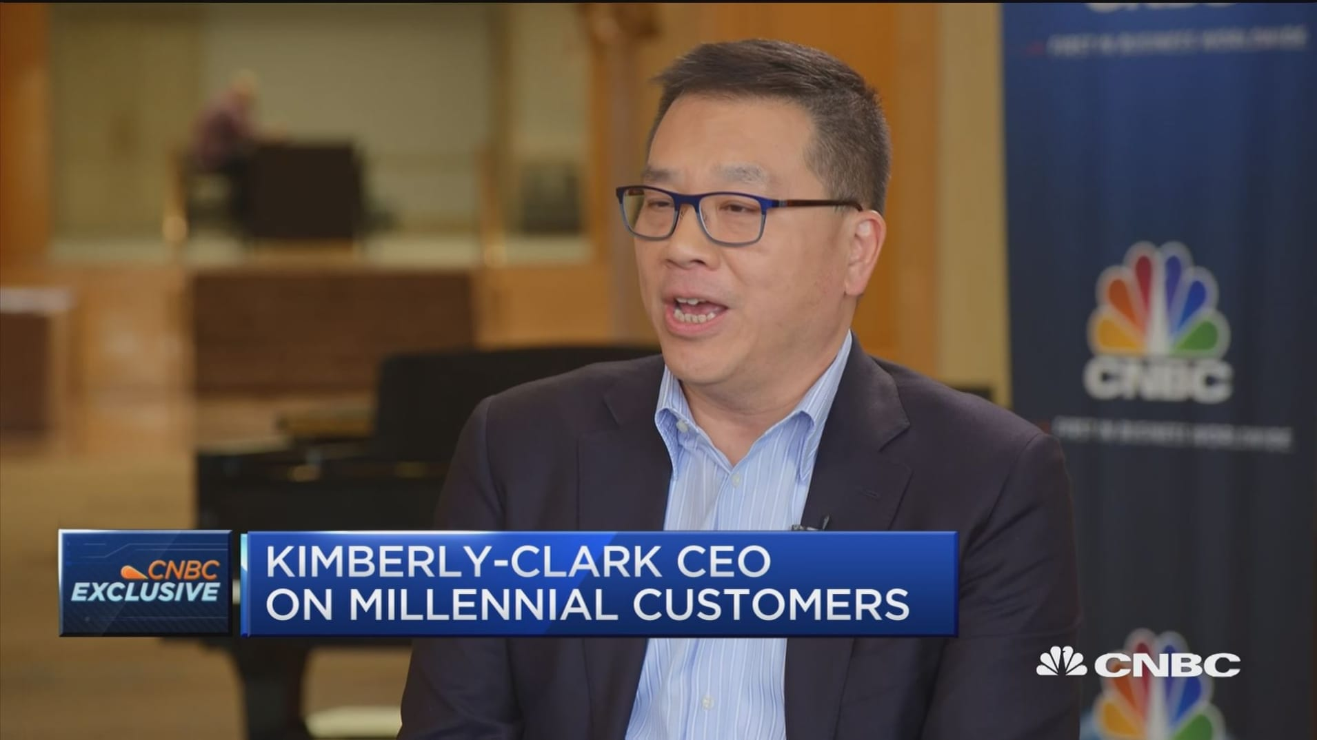 Some categories have 100 percent digital marketing: Kimberly-Clark CEO