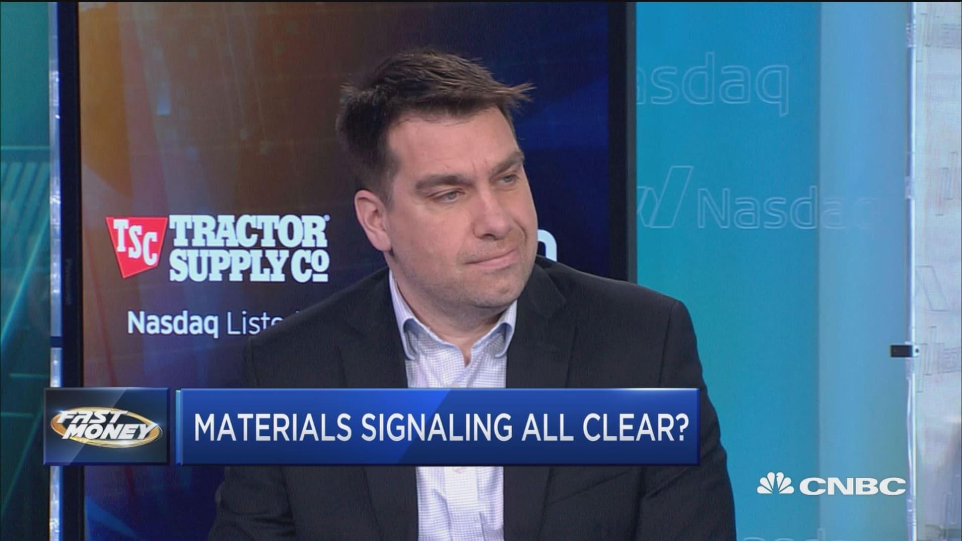 US economic momentum can hold the cycle for a 'few more quarters,' JP Morgan's market guru Marko Kolanovic says