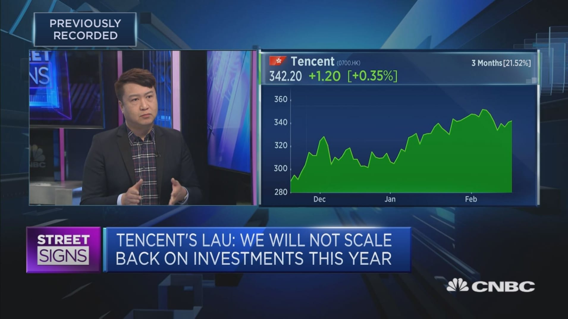 What to expect from Tencent's share price in 2019