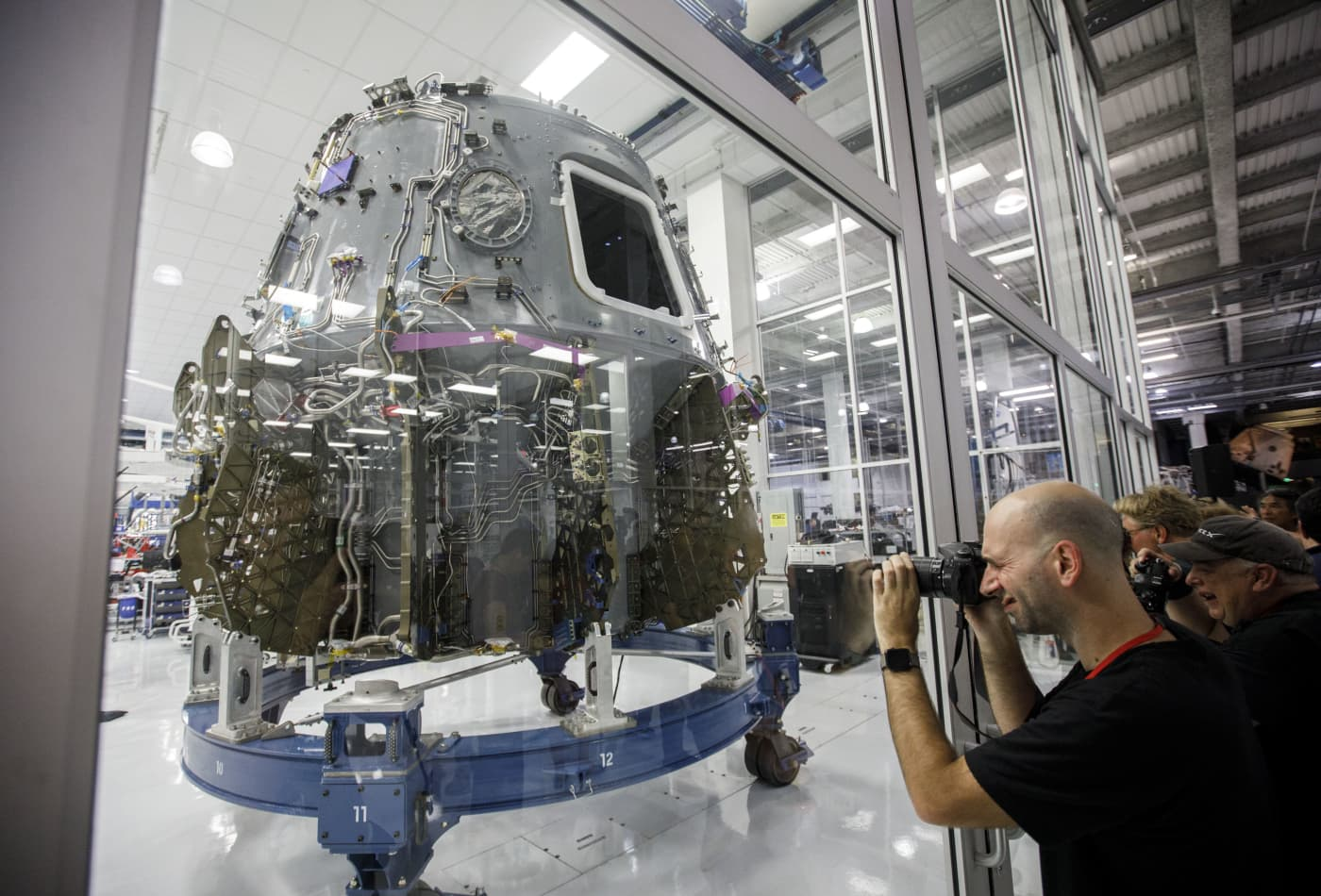 SpaceX coronavirus cases rise to six employees as Musk's company continues 'mission essential' work