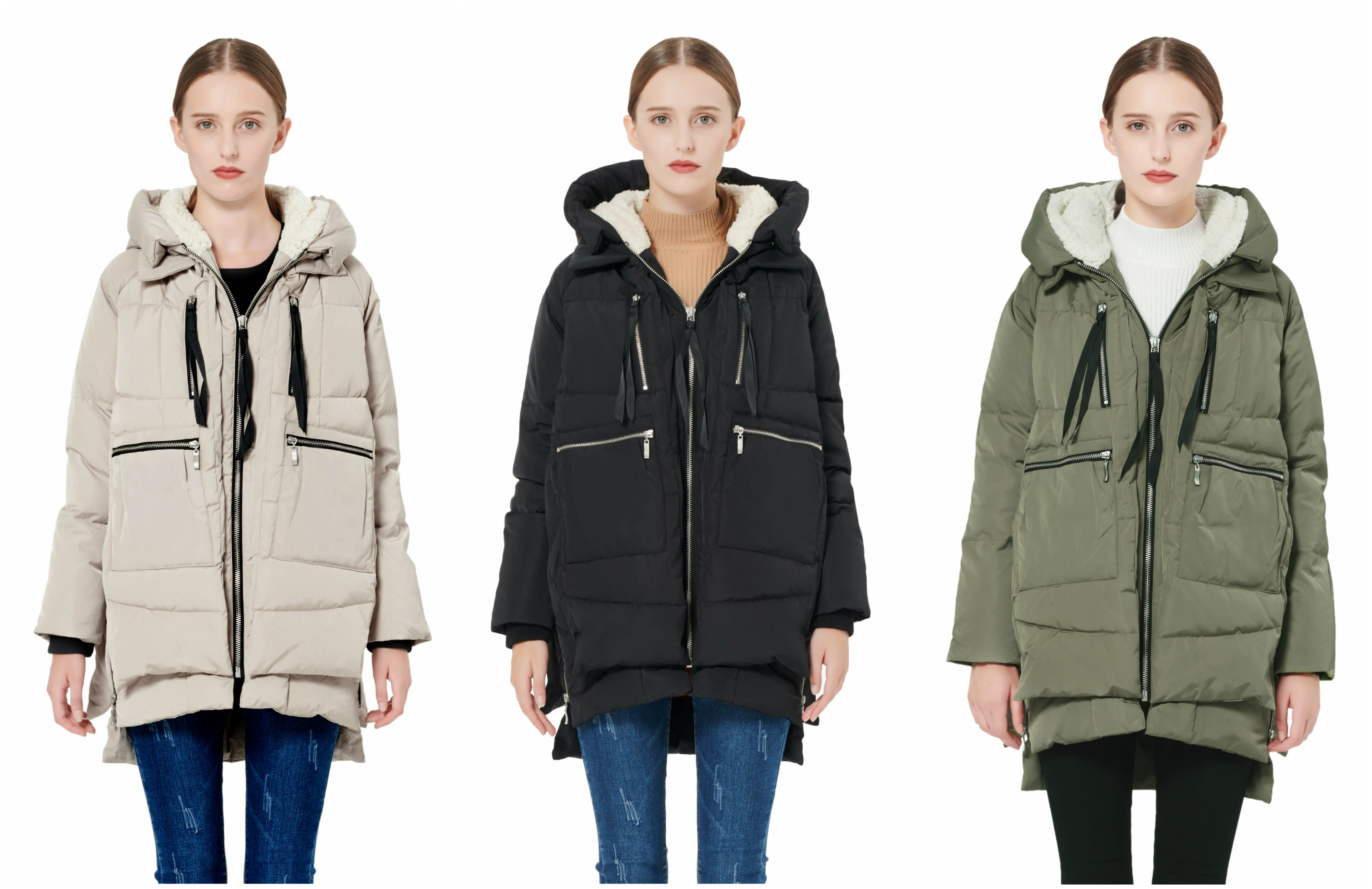 cd30723cb72 Why the 'Amazon coat' from this Chinese brand is a hit with US consumers