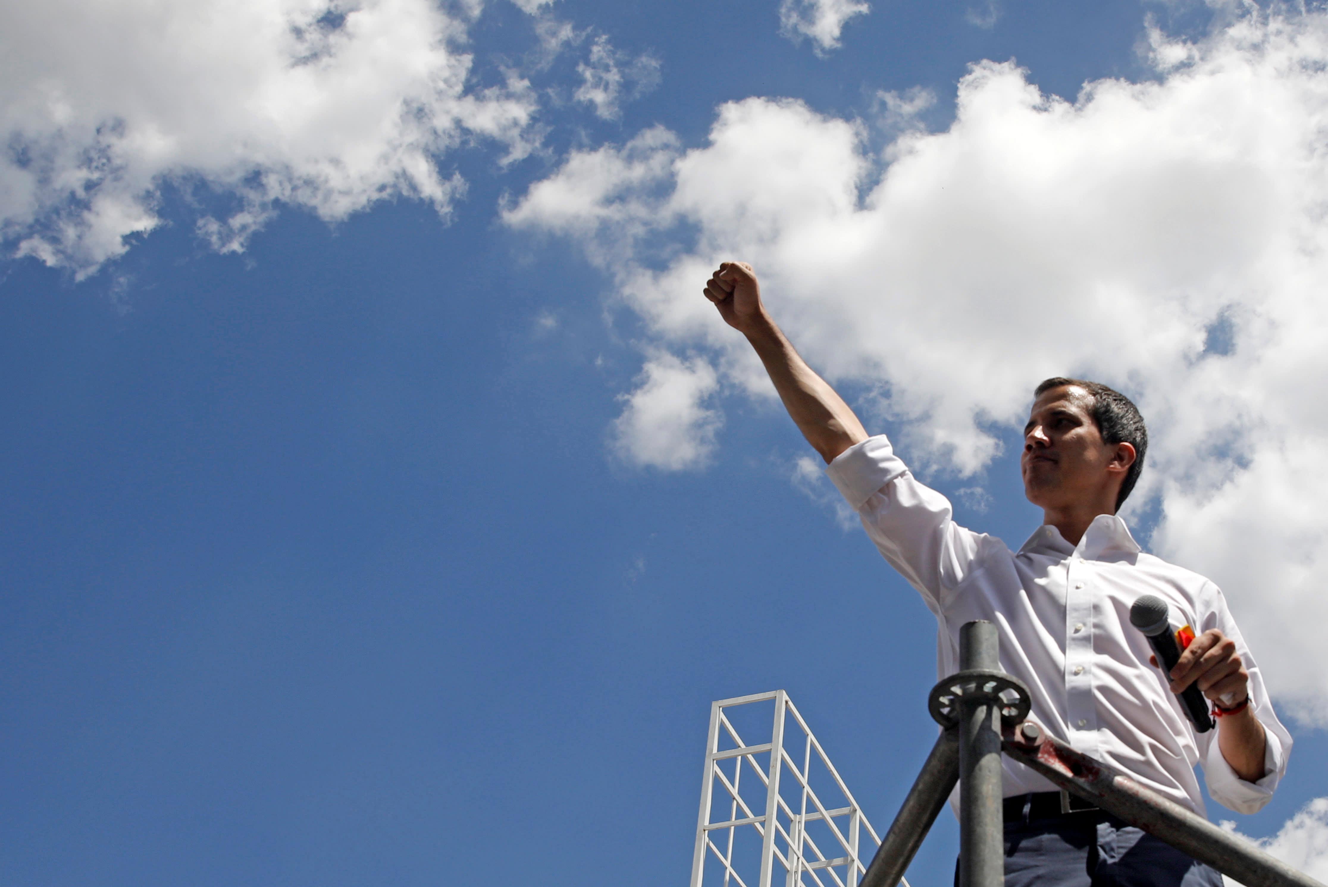 'Everyone is afraid': Venezuela's opposition prepares for aid showdown against Maduro
