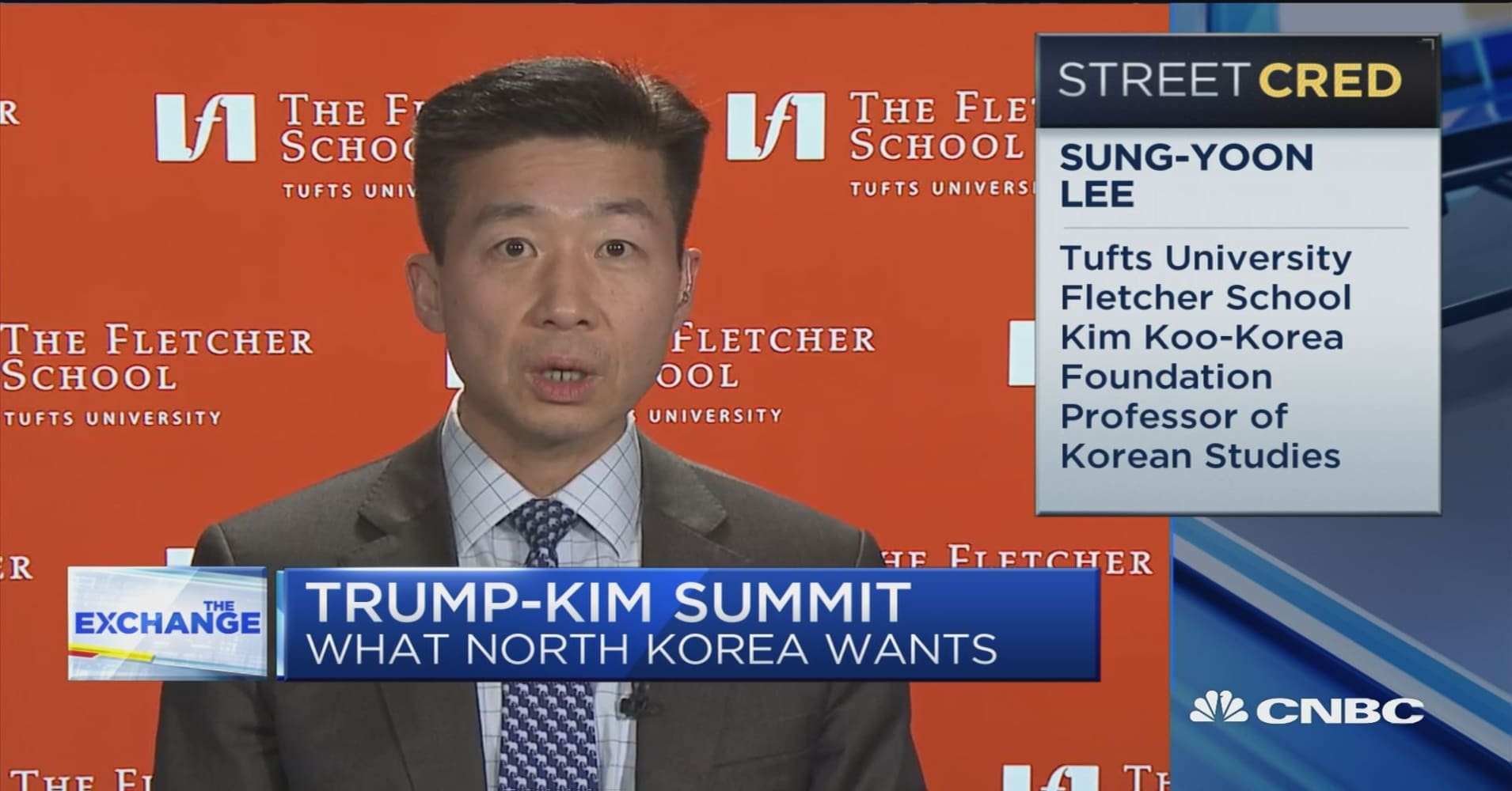 Trump-Kim Summit could result in end to Korean war, says Tufts professor