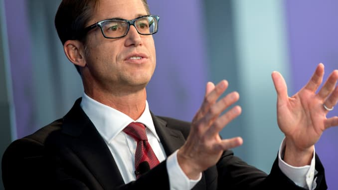 Richard 'Rich' Barton, co-founder and CEO of Zillow Inc.