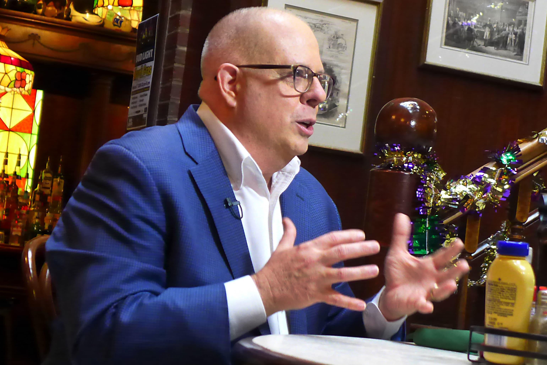 Maryland Gov. Larry Hogan won't challenge Trump for 2020 GOP presidential nomination