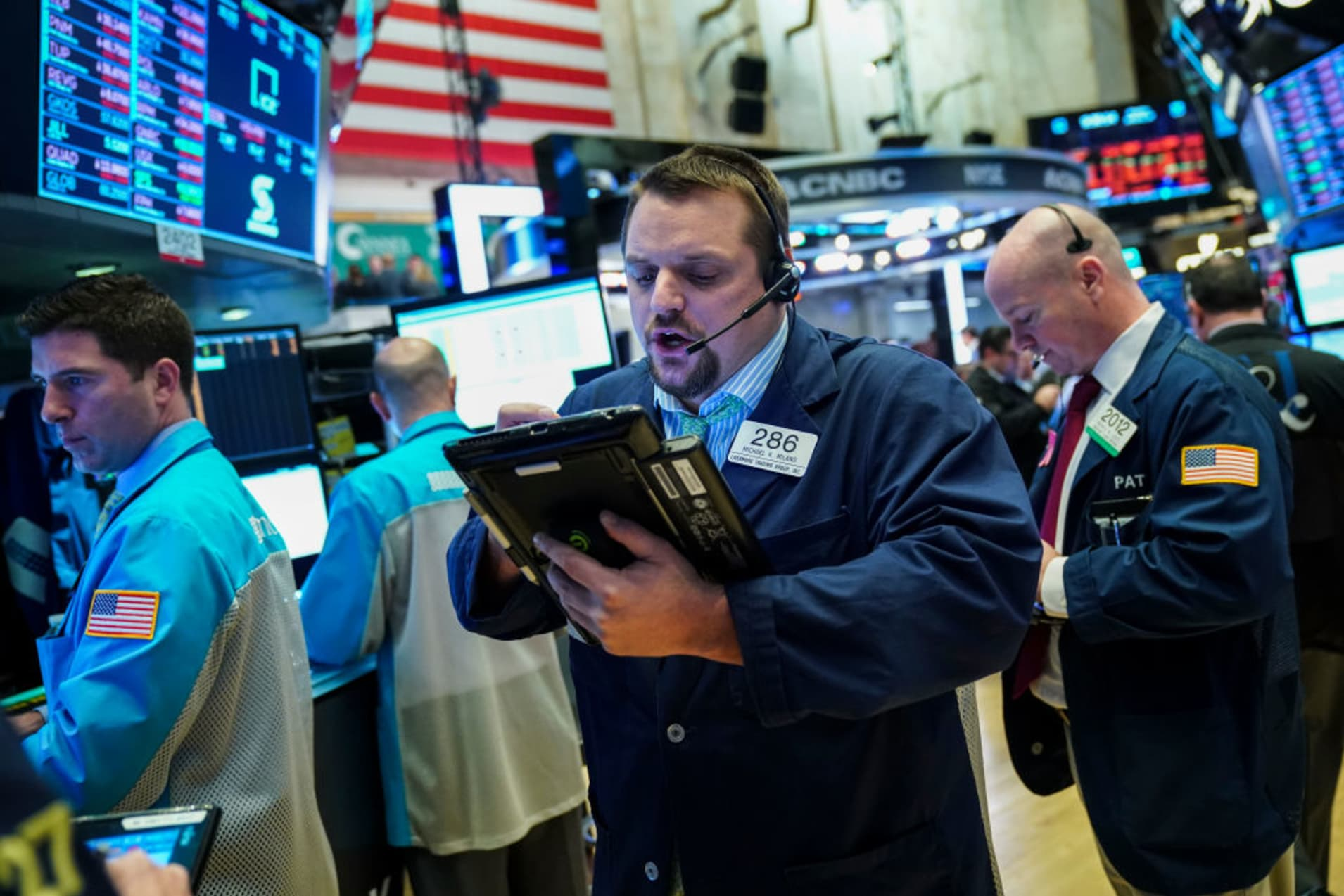 Stocks making the biggest moves premarket: AutoNation, Wayfair, Citigroup, Ford & more