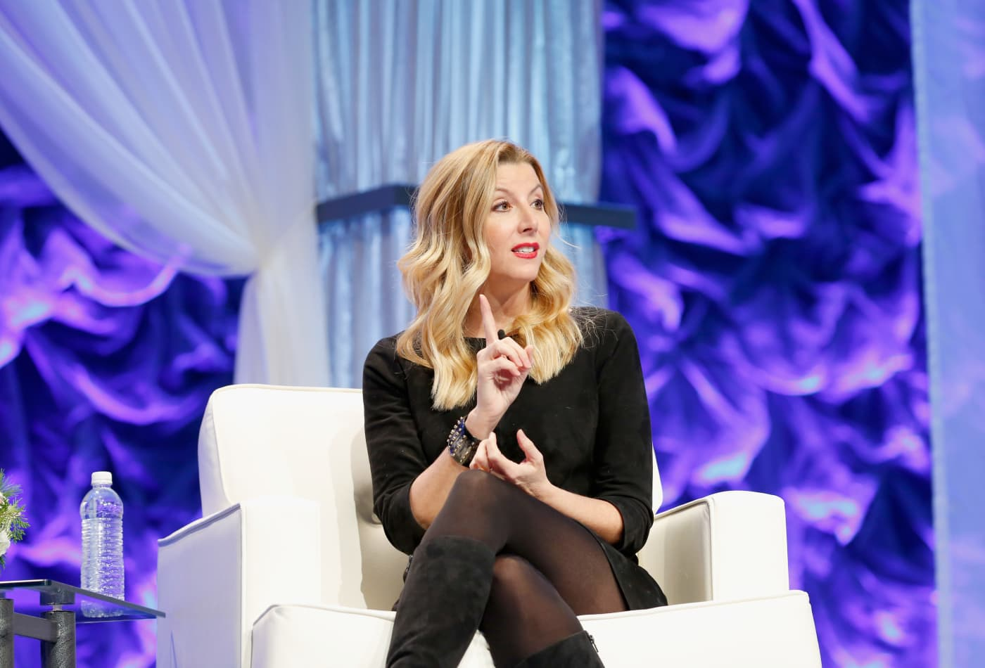Spanx CEO Sara Blakely: People who 'achieve their dreams' have this trait– 'it's not about having brains, money or experience'
