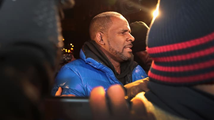 R. Kelly denied bail in sex crimes case