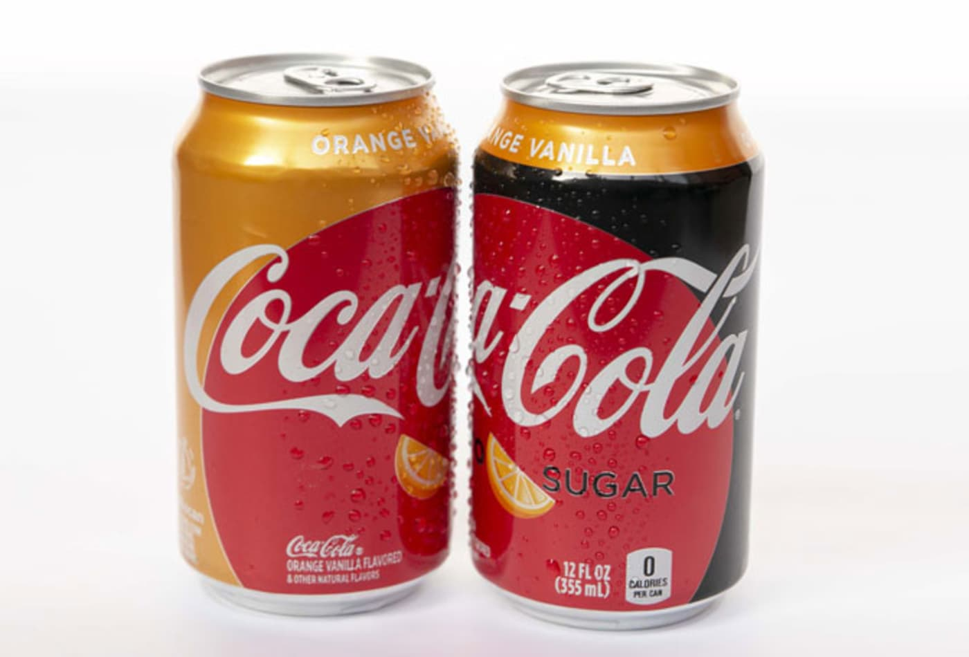 4c5b3e7719 Coke just released an ad for its first new flavor variety in more than a  decade
