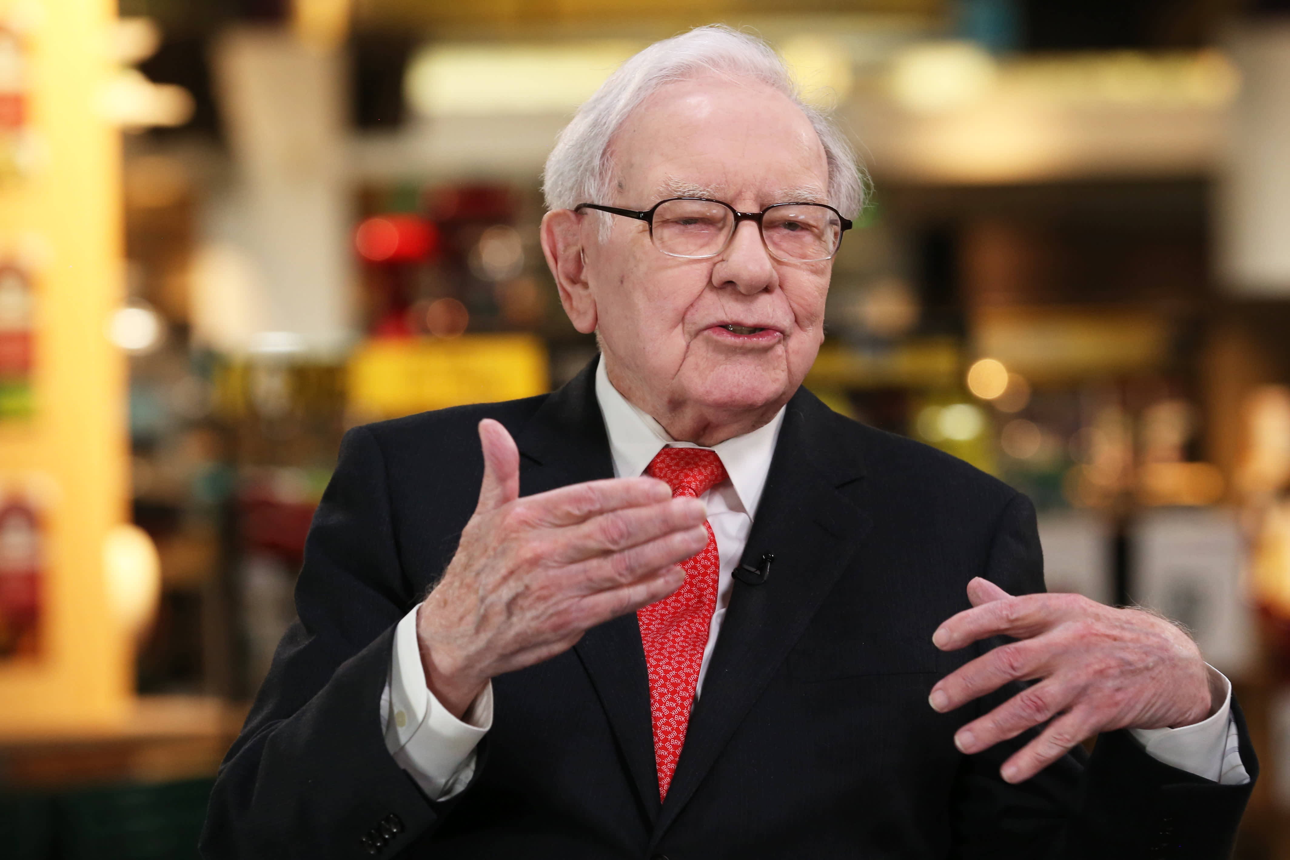 Warren Buffett is 'not actually the greatest' investor of all time, Morgan Housel says. But he is the richest — here's his 'secret'