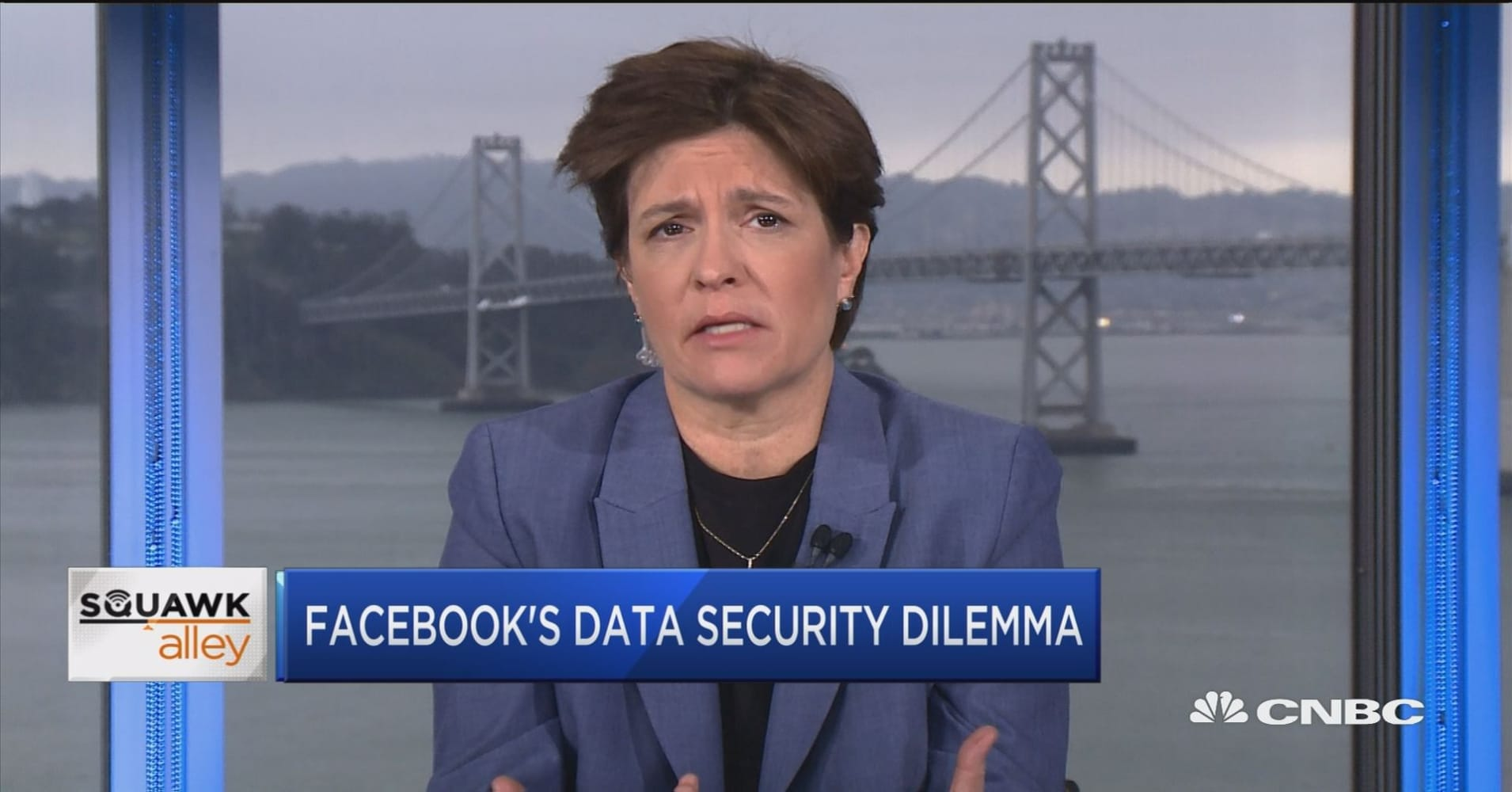 Kara Swisher on the new Facebook data security dilemma
