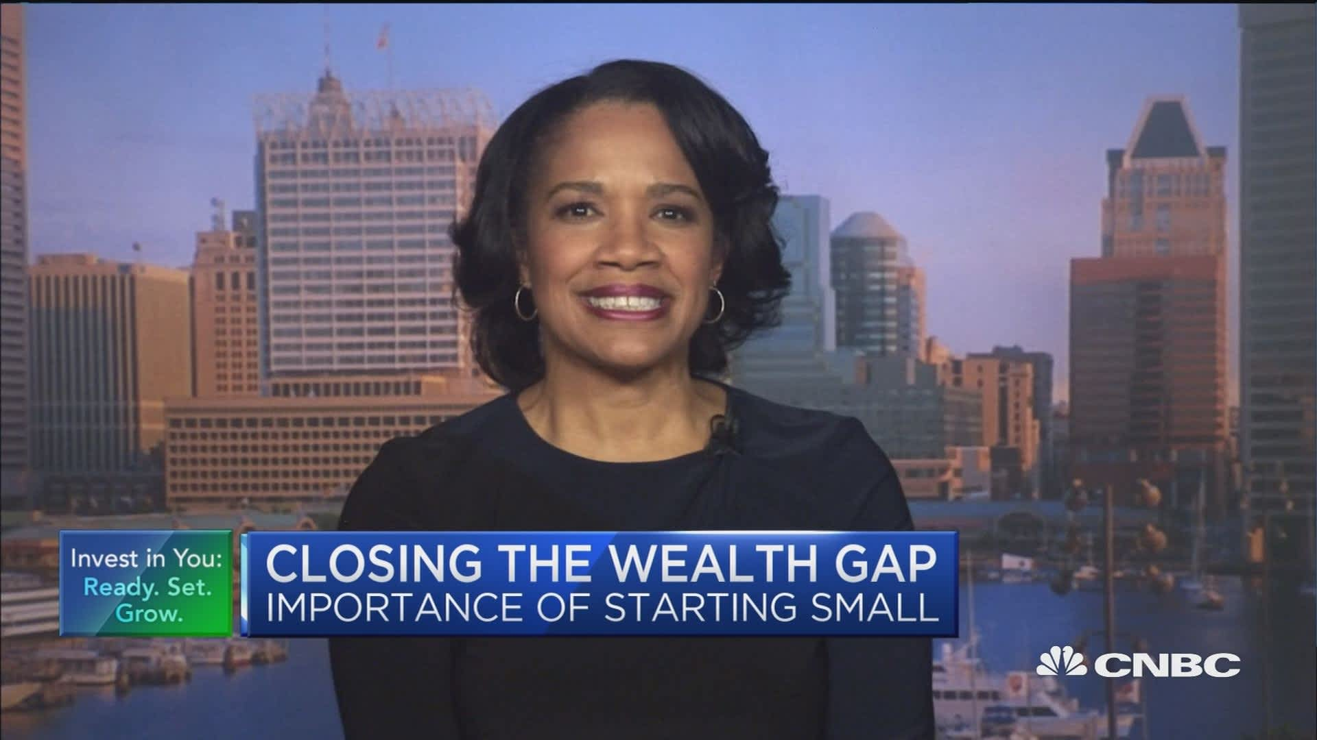 Black households try to close wealth gap by chasing higher returns