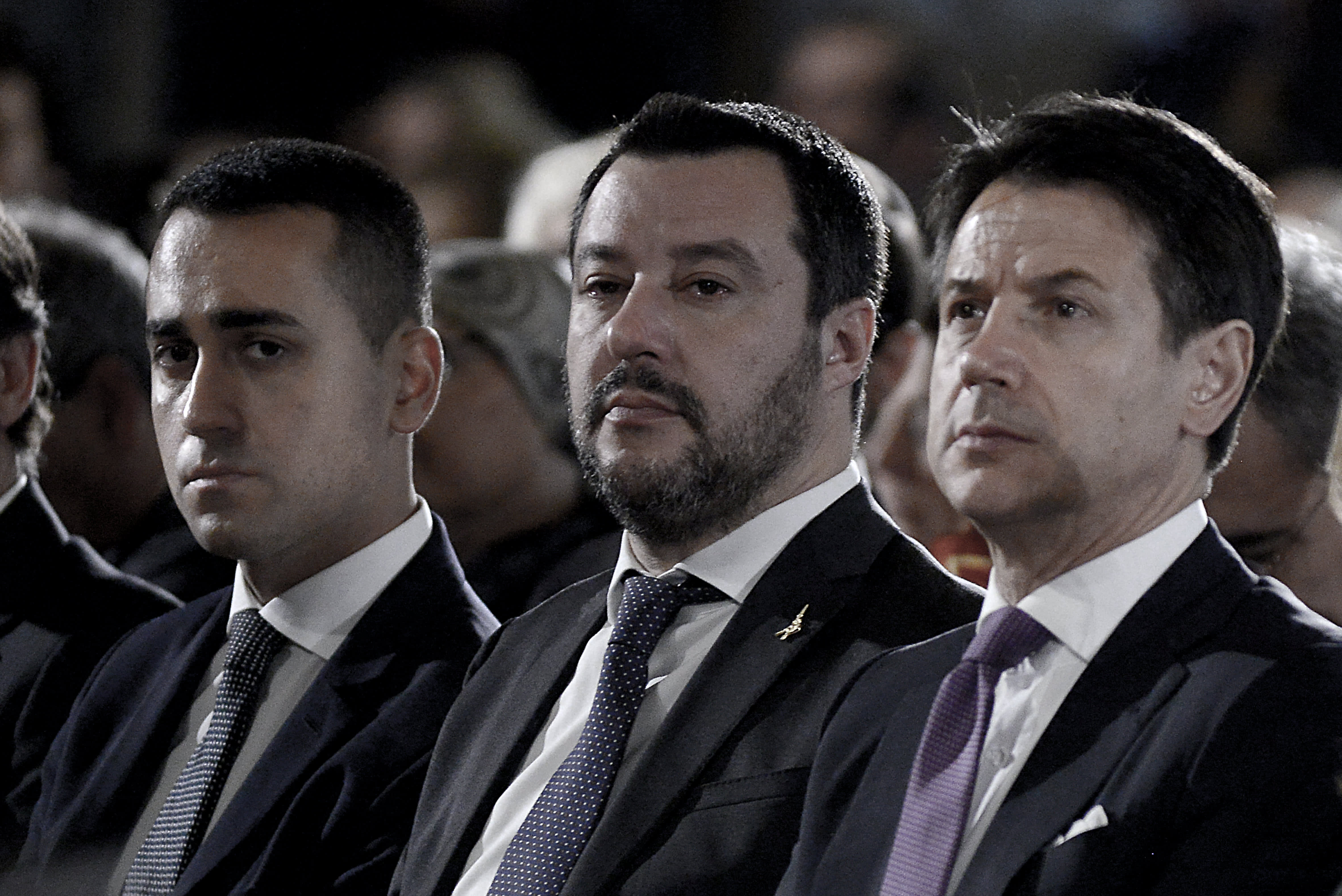 Italy and the twin problem of feuding politicians and frequently plunging bond prices