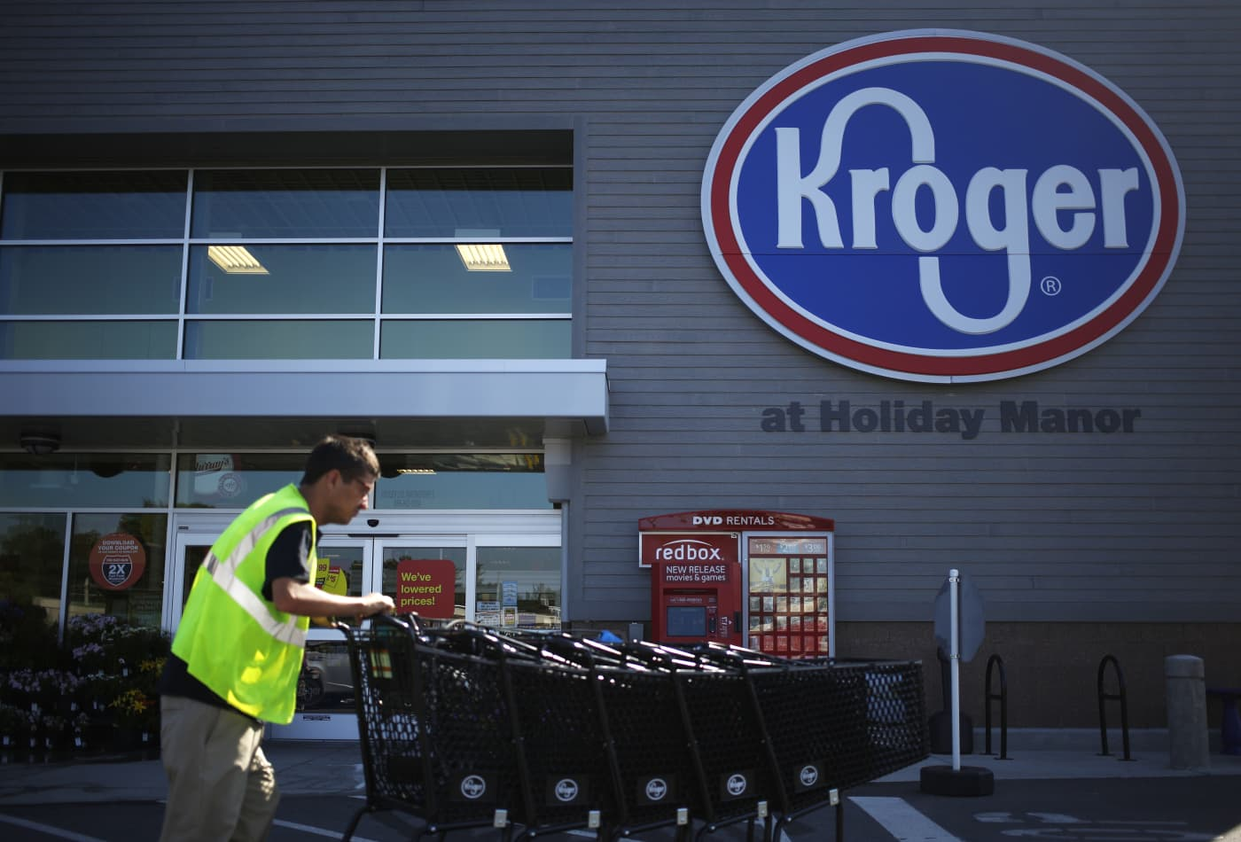 Kroger partners with Kitchen United for ghost kitchens in its grocery stores