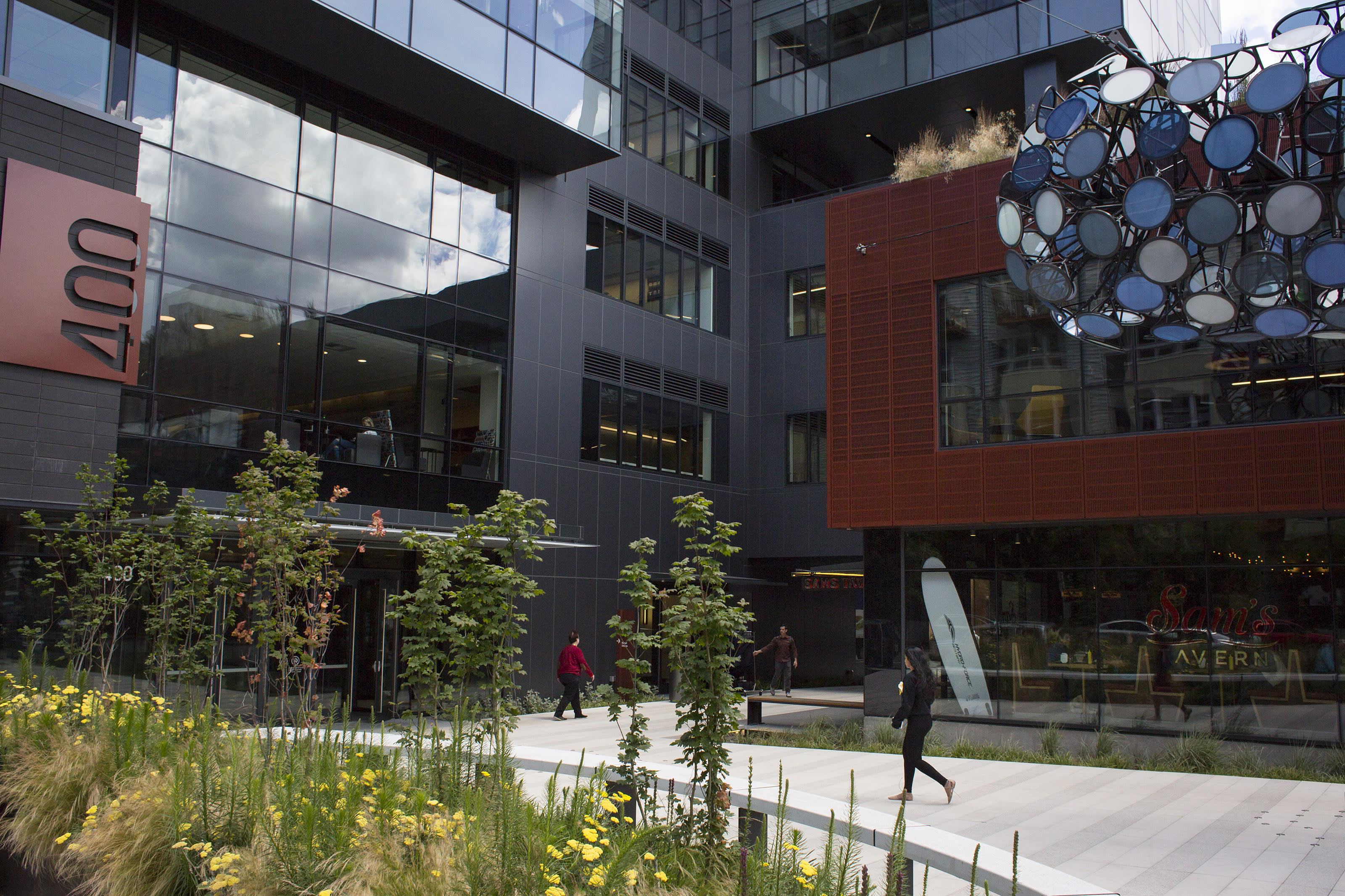 GP: Amazon headquarters