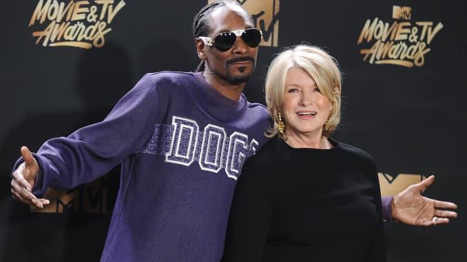 Martha Stewart to join marijuana grower Canopy Growth