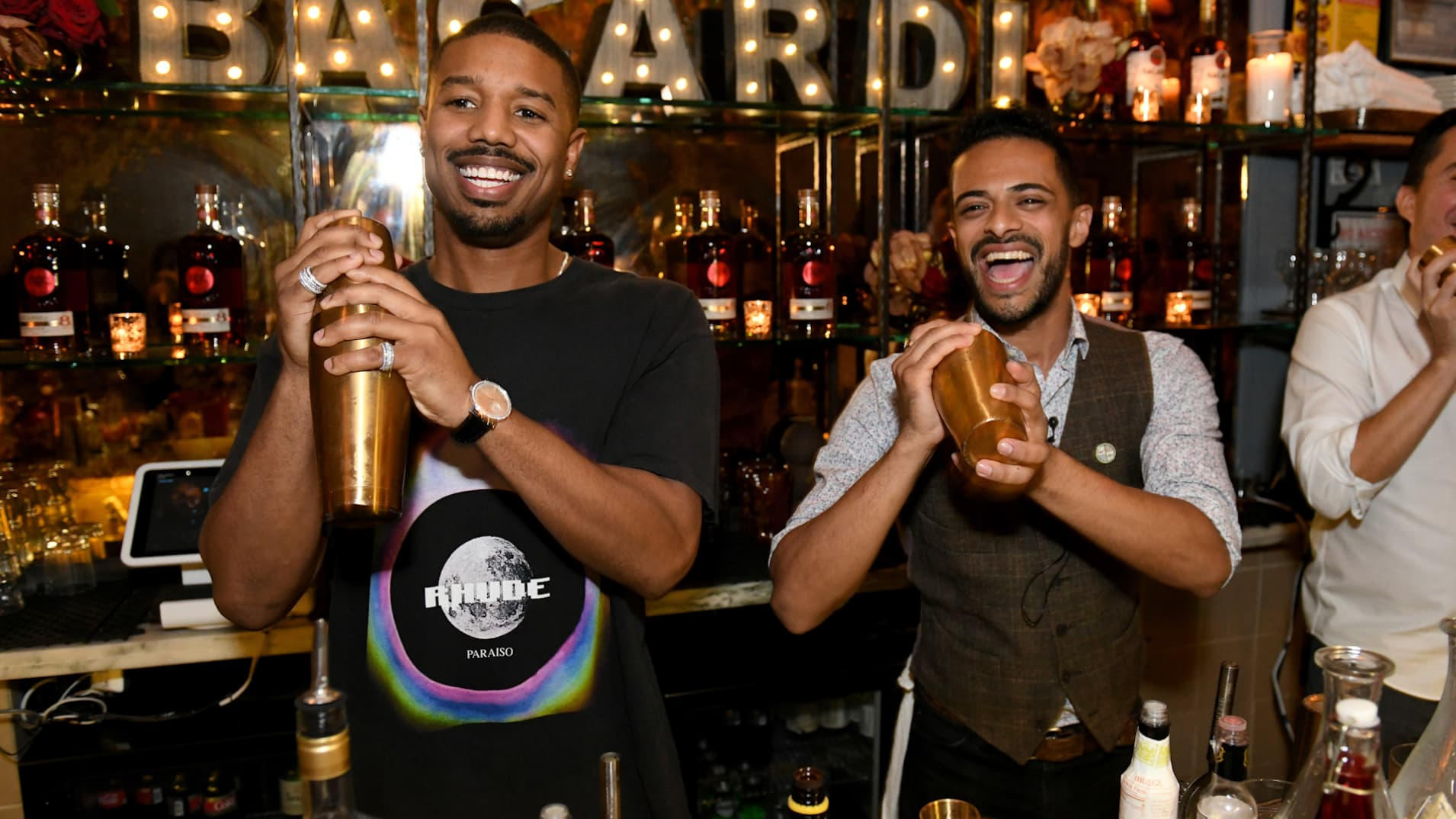 Here's why 'Black Panther' star Michael B. Jordan invests in rum