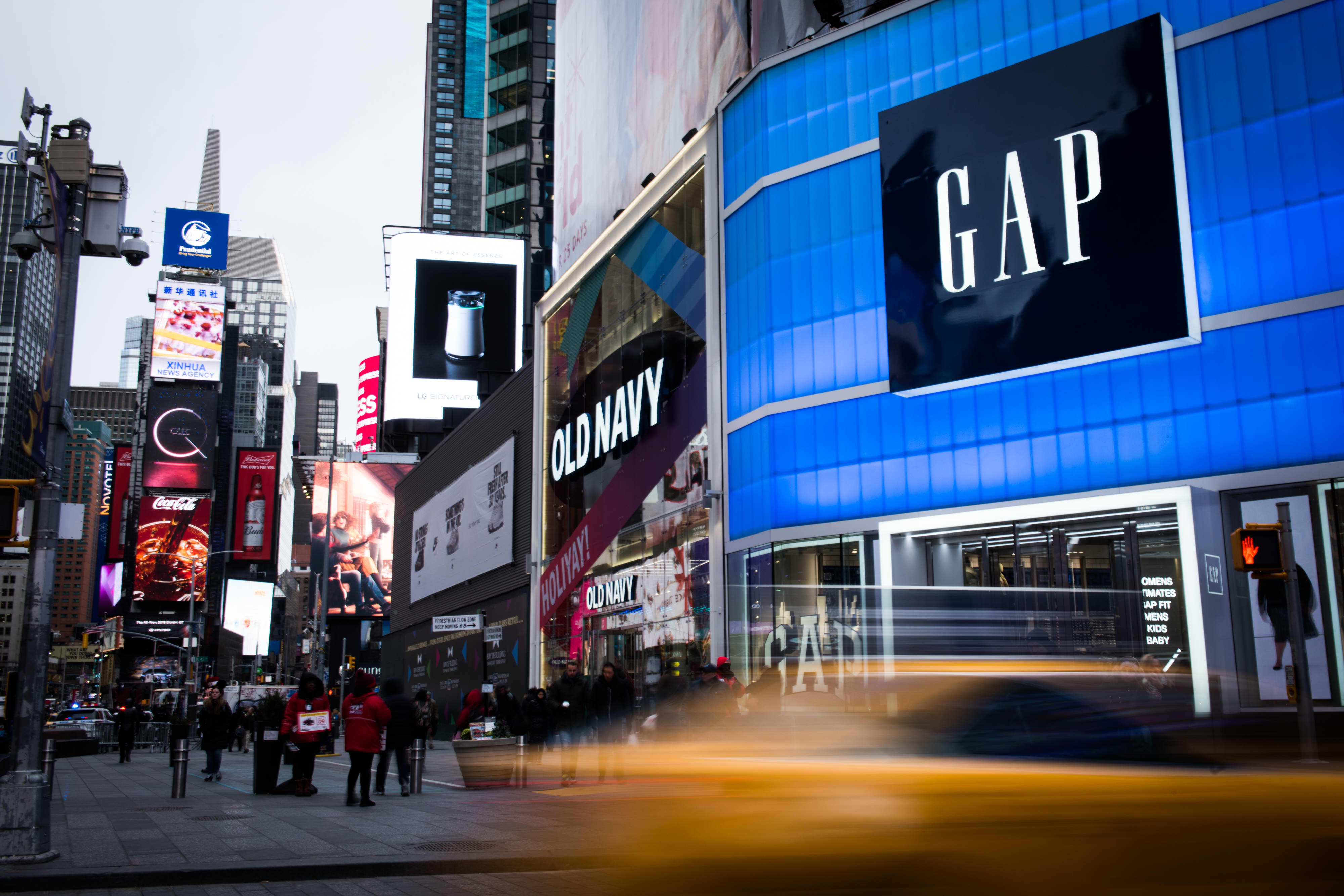 Gap's second-quarter sales fall short of estimates, CEO calls out 'challenging environment'