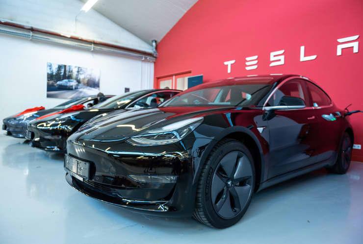 GP: Tesla Model 3