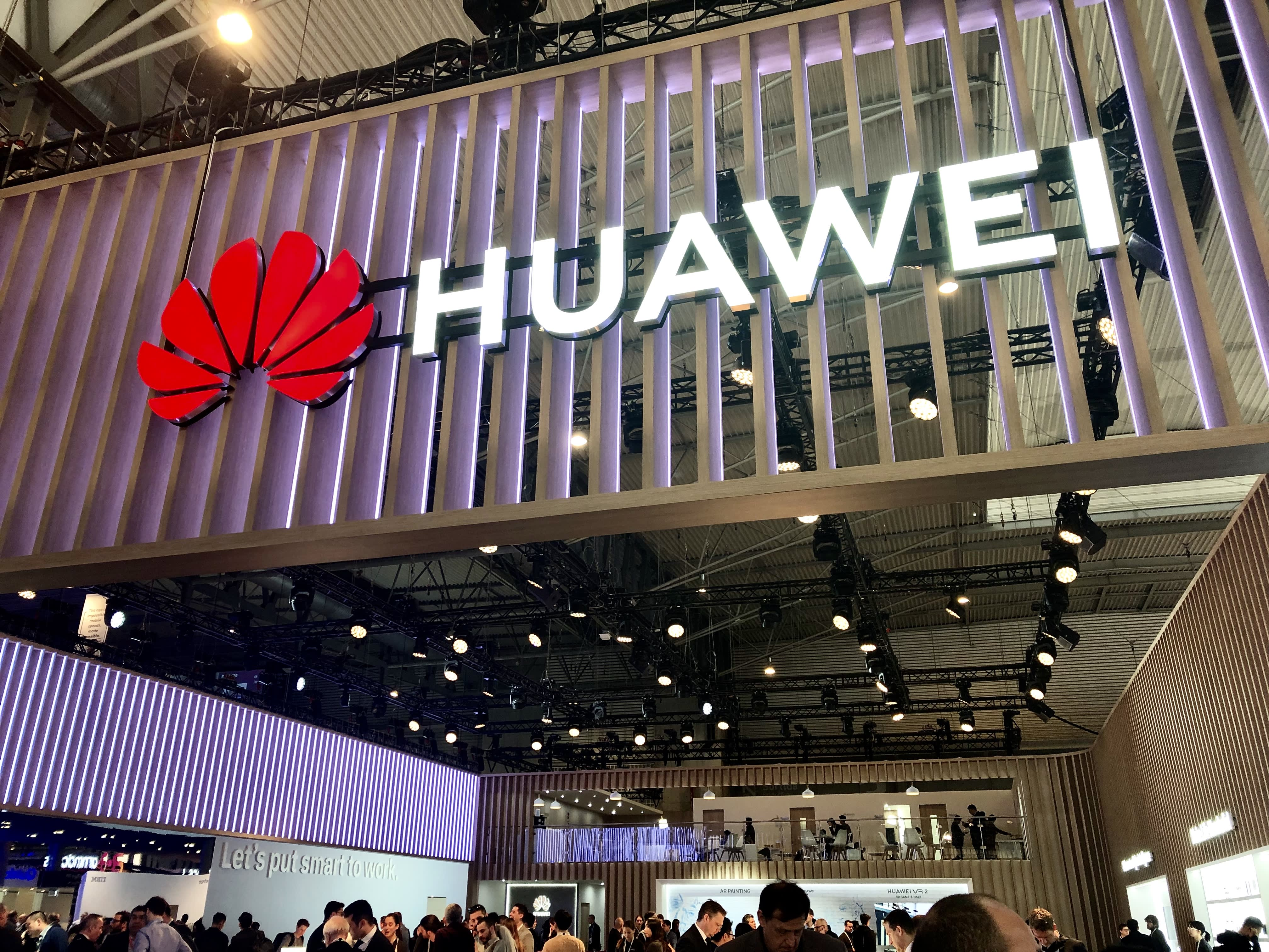 Huawei executive grilled over 5G security by British lawmakers thumbnail