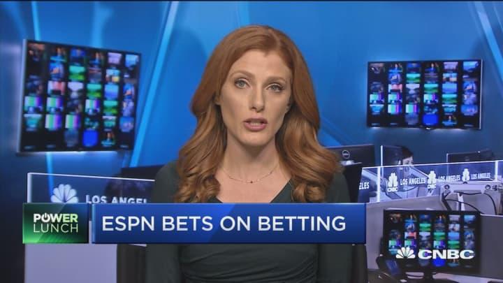 Cnbc sports betting show betting shop chipping sodbury