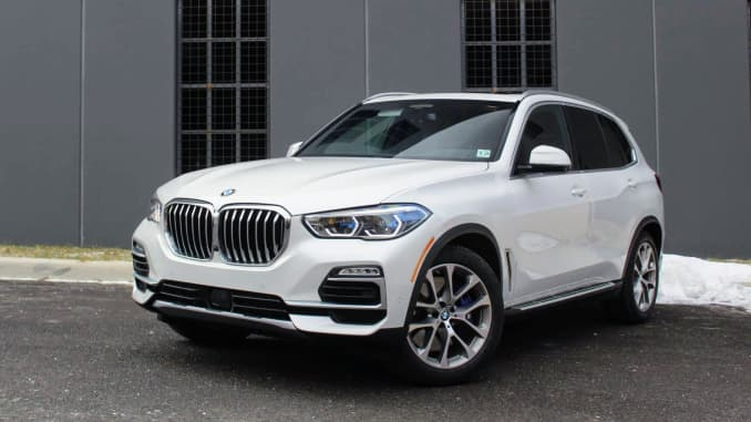 Review: BMW packs X5 SUV with high-tech options and