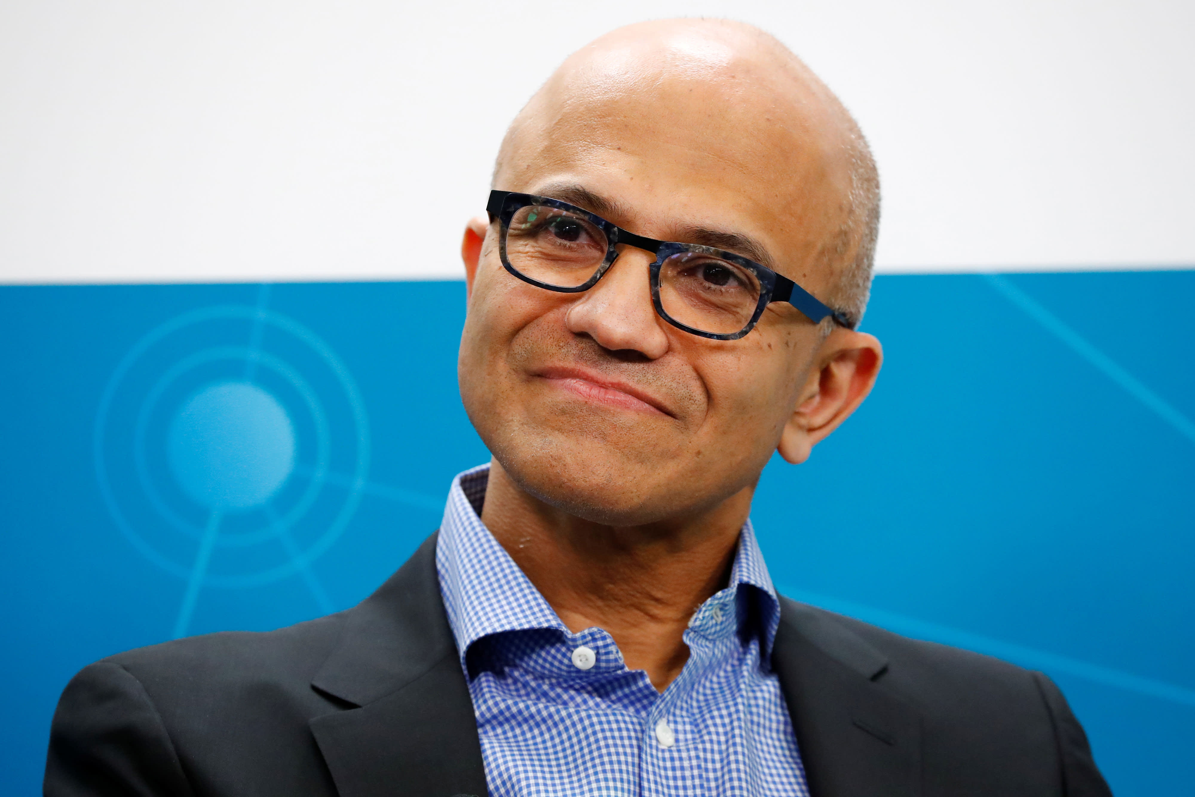 Microsoft just hit records, but one level could stop the rally in its tracks