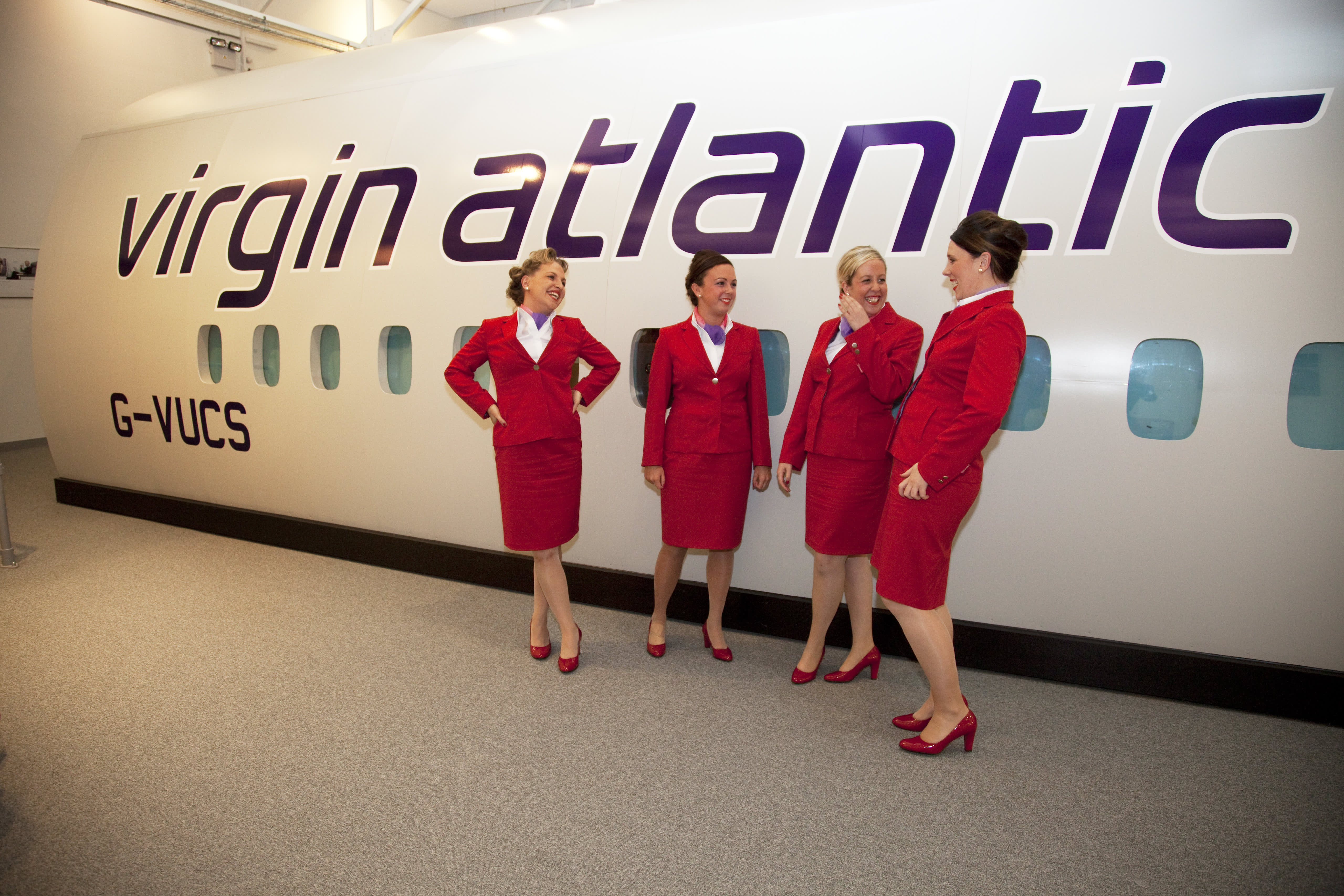 Virgin Atlantic to cut more than 3,000 jobs as coronavirus hits