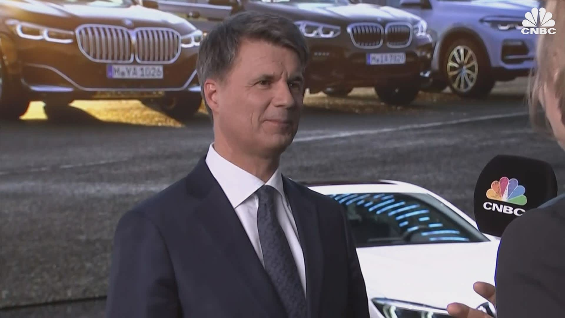 Bmw First Quarter Profit Falls 78 Hit By 1 4 Billion Euro Legal Provision Expenses
