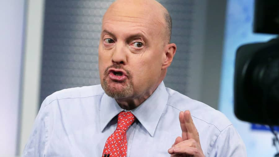 Jim Cramer says uncertainty about Covid delta variant is actually helping stocks right now
