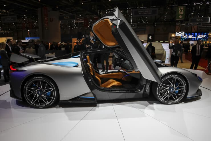 GI: Pininfarina Battista luxury hypercar