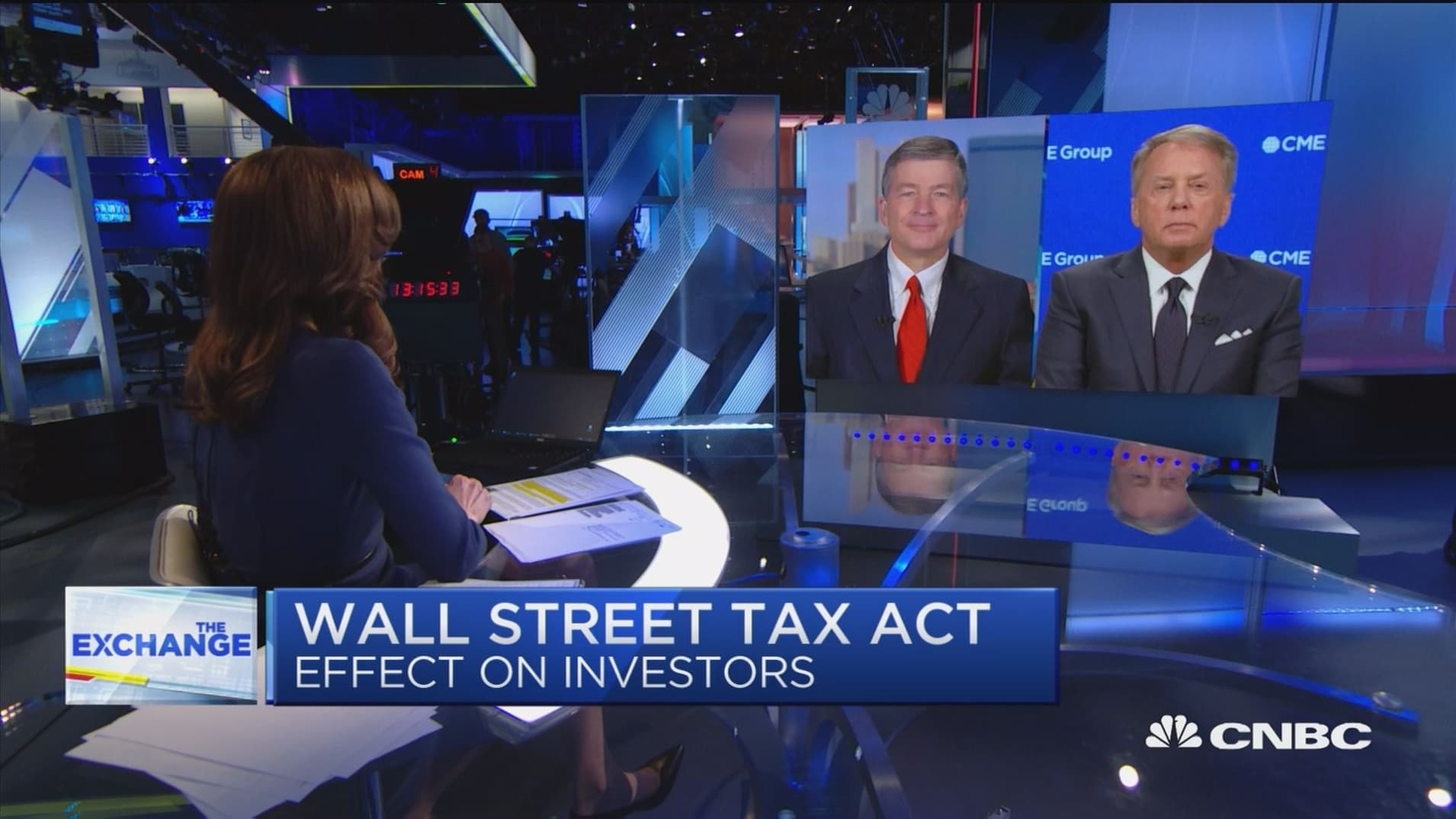 Wall Street Tax Act will go on to hurt Main Street, says Jeb Hensarling