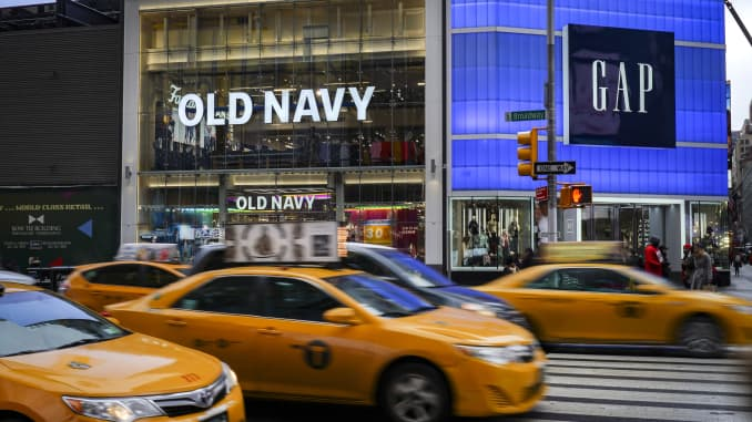 GS: Gap and Old Navy stores 190301