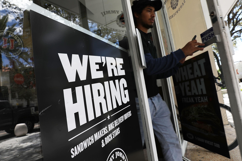 Watch six experts break down the November jobs report