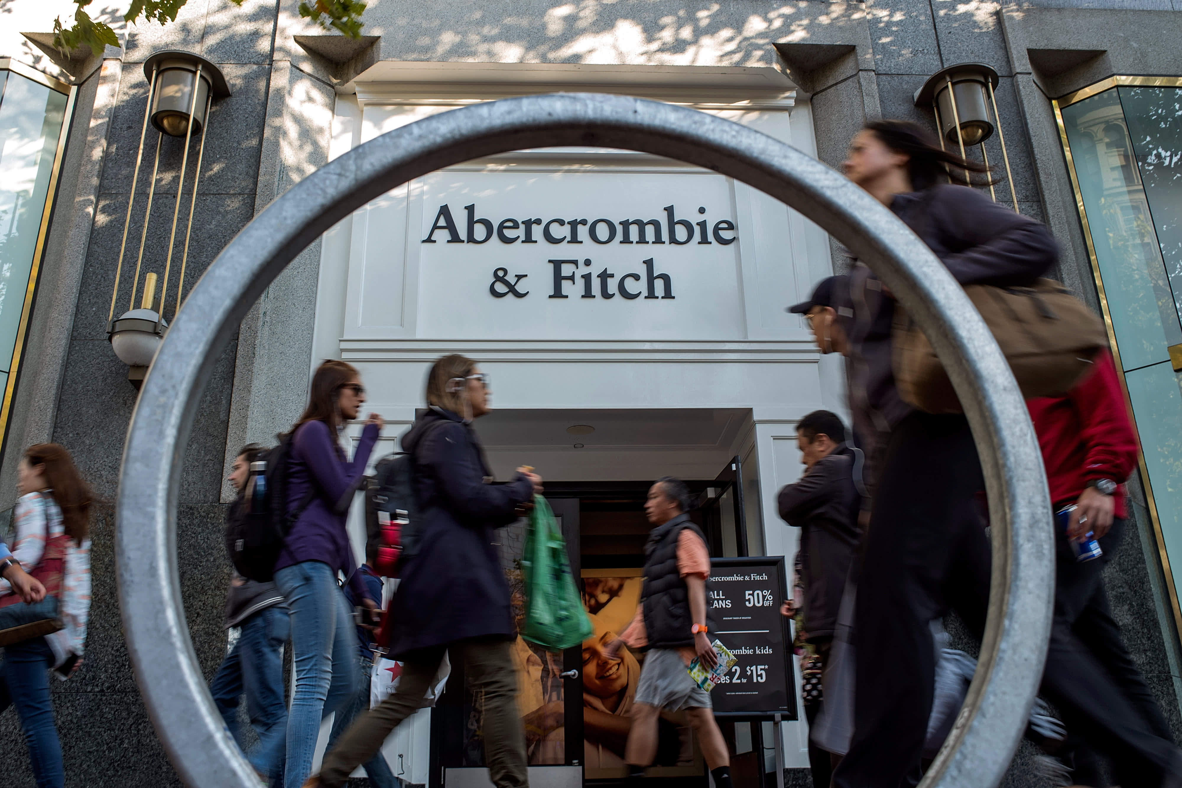 Here's how Abercrombie & Fitch ditched its past to try to bring back customers