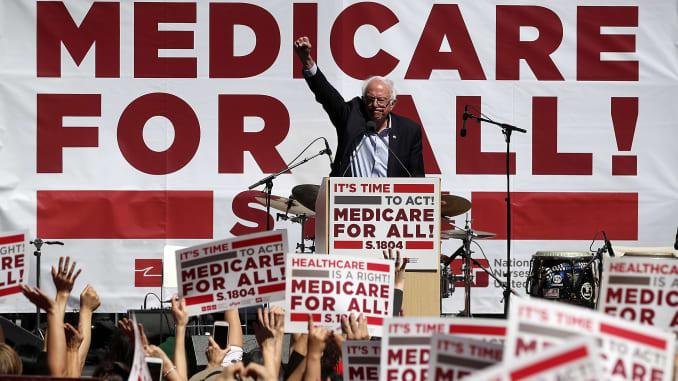 UnitedHealth warns 'Medicare for All' would destabilize